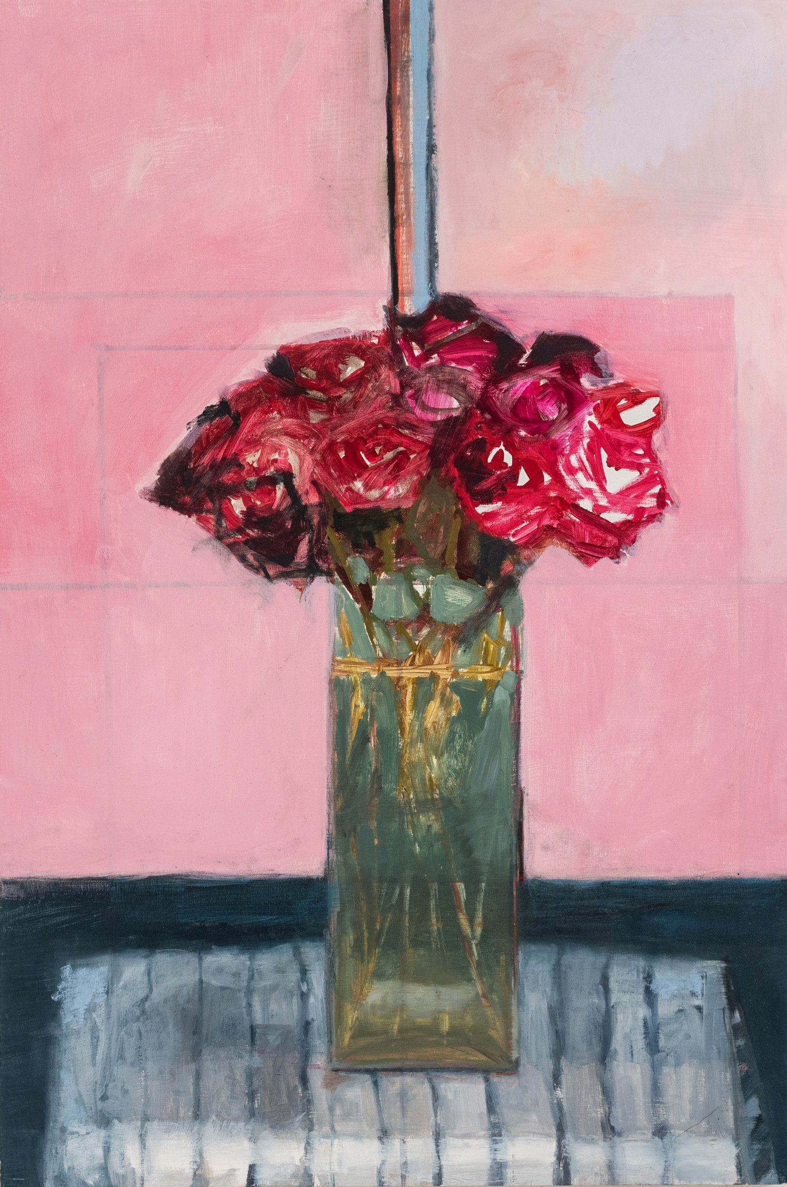 """<span class=""""link fancybox-details-link""""><a href=""""/artists/56-hadas-tal/works/727-hadas-tal-red-roses/"""">View Detail Page</a></span><div class=""""artist""""><strong>Hadas Tal</strong></div> <div class=""""title""""><em>Red Roses</em></div> <div class=""""medium"""">Oil on Wood Panel</div> <div class=""""dimensions"""">30 x 20 inches</div>"""