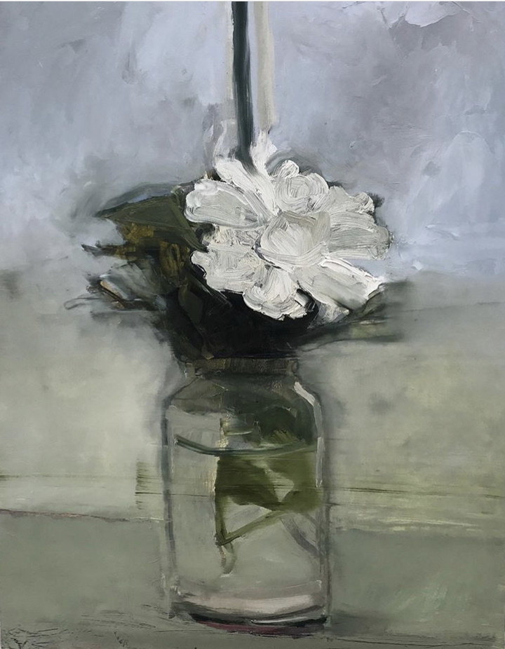 "<span class=""link fancybox-details-link""><a href=""/artists/56-hadas-tal/works/298-hadas-tal-blue-stripe-white-flower/"">View Detail Page</a></span><div class=""artist""><strong>Hadas Tal</strong></div> <div class=""title""><em>Blue Stripe, White Flower</em></div> <div class=""medium"">Oil on Wood Panel</div> <div class=""dimensions"">16 x 12 inches </div>"