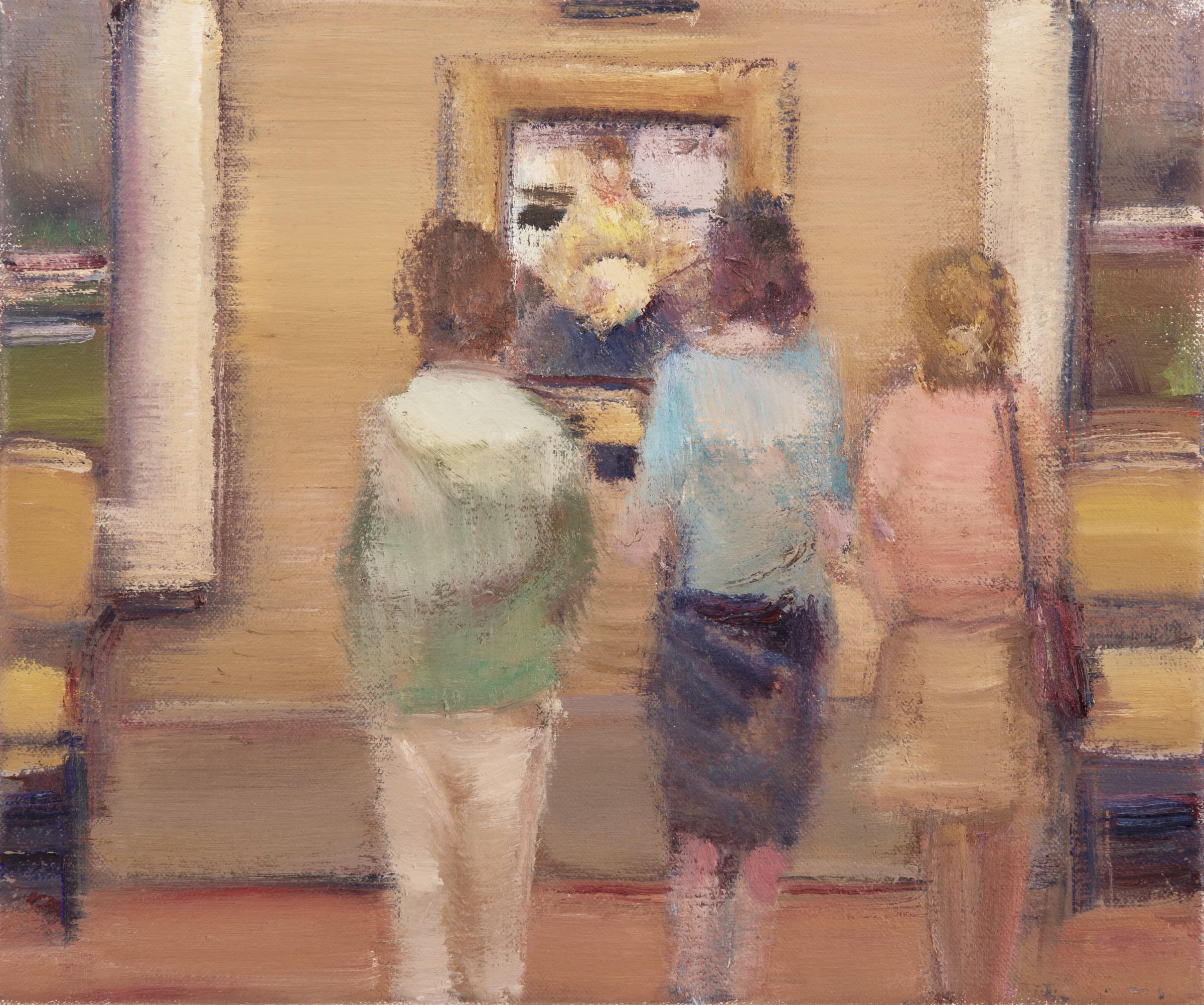 "<span class=""link fancybox-details-link""><a href=""/artists/59-simon-nicholas/works/548-simon-nicholas-kenwood-ii-2019/"">View Detail Page</a></span>Simon Nicholas   Kenwood II, 2019   Oil on Linen   12.5 x 10 inches  SOLD"