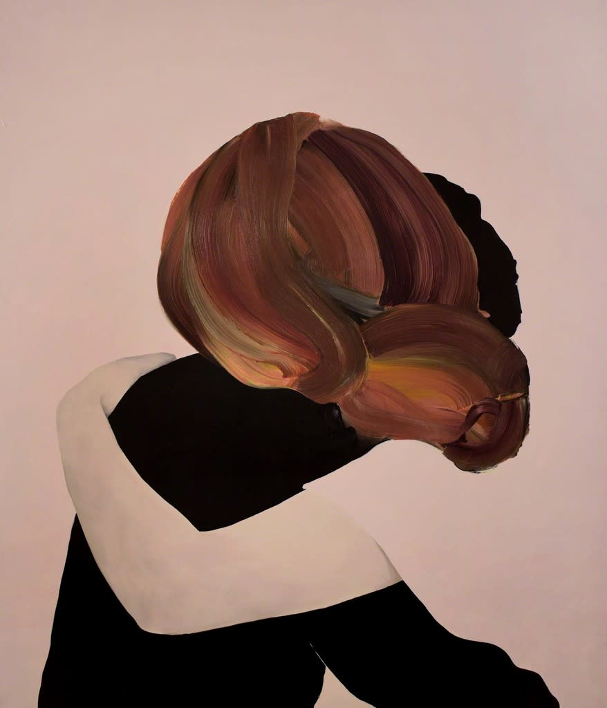 <span class=&#34;link fancybox-details-link&#34;><a href=&#34;/artists/54-jarek-puczel/works/108-jarek-puczel-entangled/&#34;>View Detail Page</a></span><div class=&#34;artist&#34;><strong>Jarek Puczel</strong></div> <div class=&#34;title&#34;><em>Entangled</em></div> <div class=&#34;medium&#34;>Oil on Canvas</div> <div class=&#34;dimensions&#34;>55 x 47 inches <br /> SOLD</div>