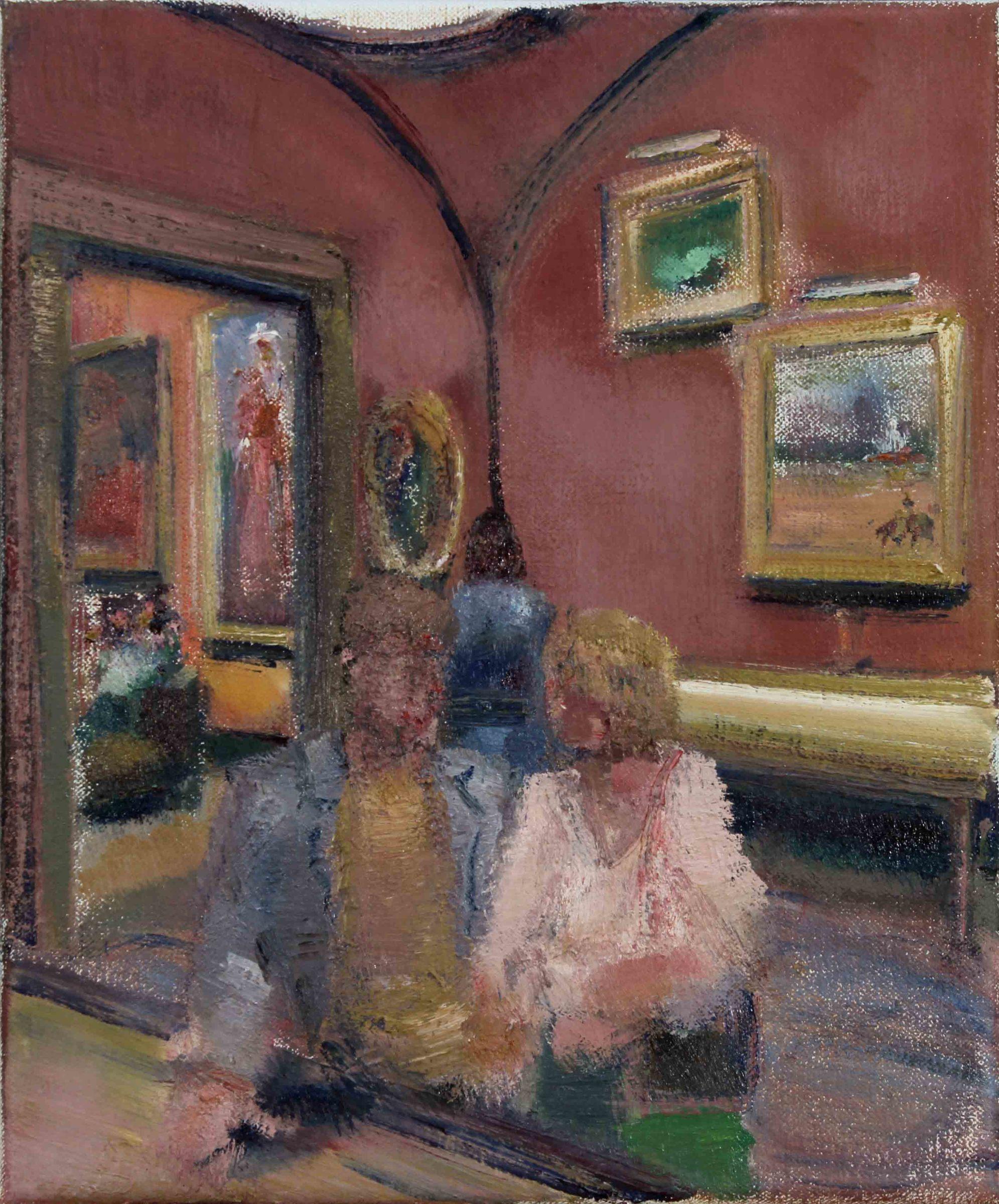 "<span class=""link fancybox-details-link""><a href=""/artists/59-simon-nicholas/works/542-simon-nicholas-kenwood-i/"">View Detail Page</a></span>Simon Nicholas   Kenwood I   Oil on Linen   12.5 x 10 inches  SOLD"