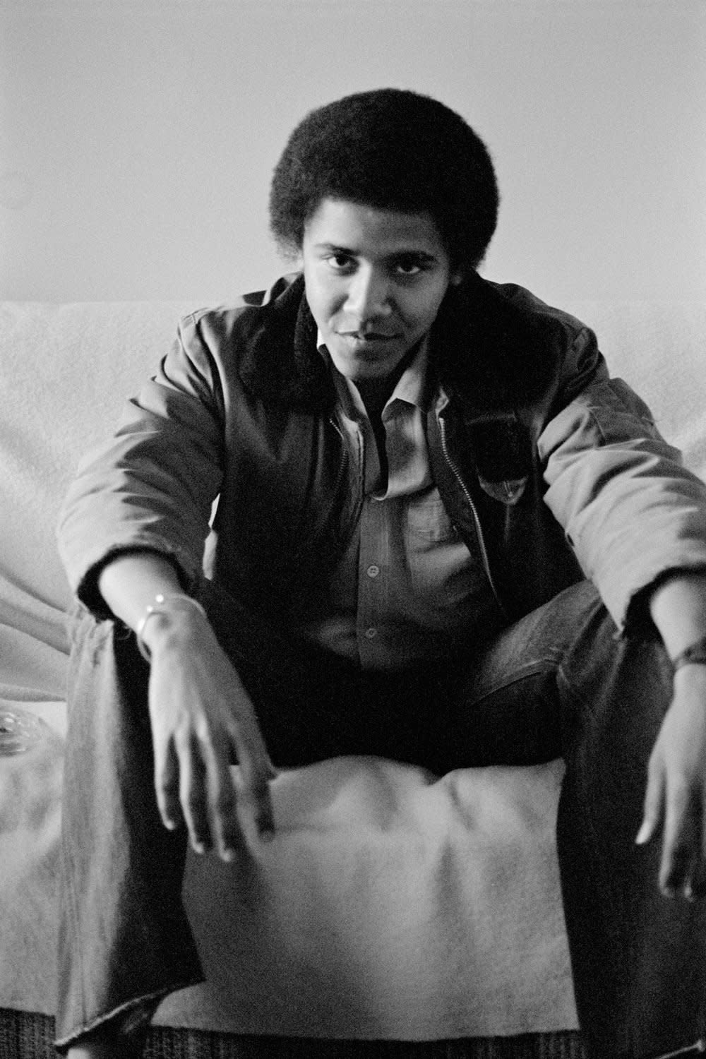 Obama: The College Years - Photo Essays - TIME Barack obama college photos