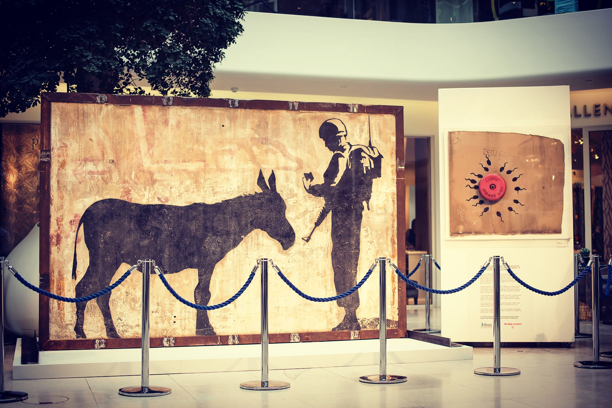 Banksy, \