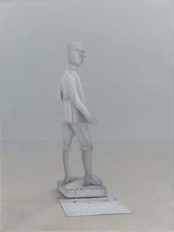 <span class=&#34;link fancybox-details-link&#34;><a href=&#34;/exhibitions/8/works/artworks7283/&#34;>View Detail Page</a></span><div class=&#34;medium&#34;>Oil on linen</div> <div class=&#34;dimensions&#34;>40 x 30 cm</div>