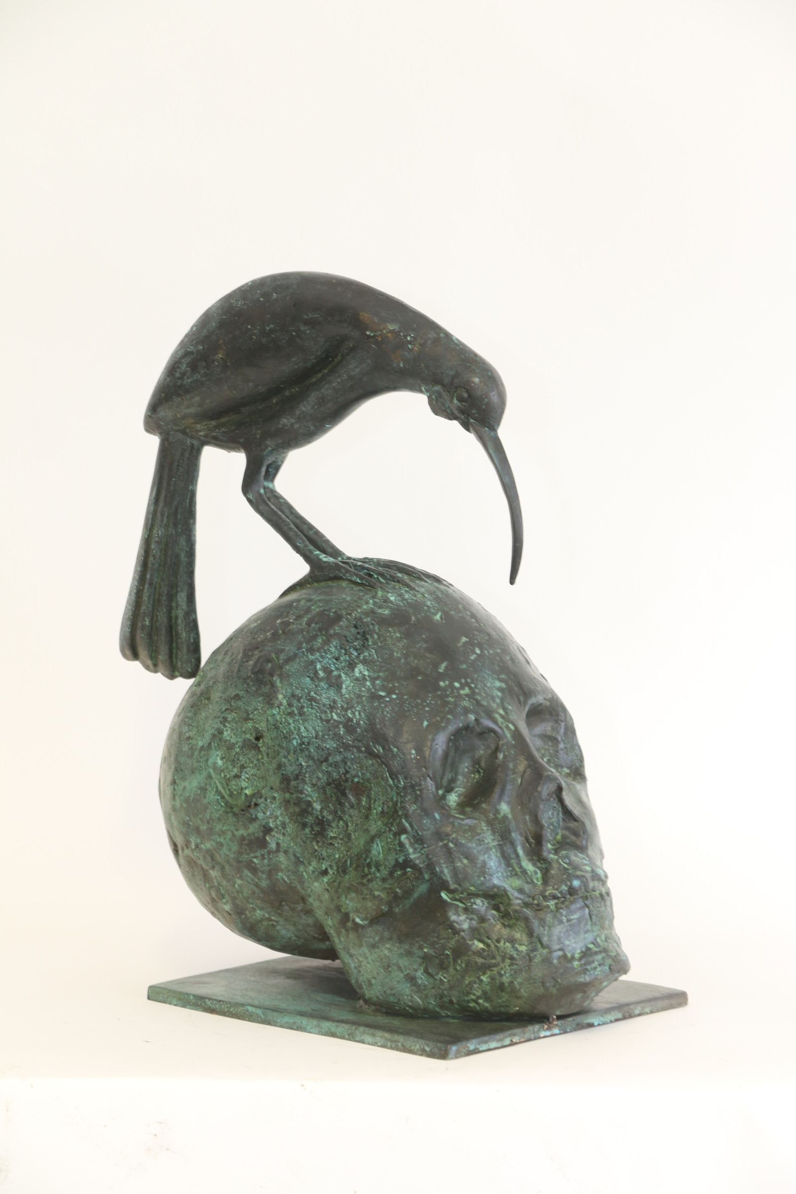 <span class=&#34;link fancybox-details-link&#34;><a href=&#34;/exhibitions/14/works/artworks7172/&#34;>View Detail Page</a></span><div class=&#34;medium&#34;>Cast Patinated Bronze</div> <div class=&#34;dimensions&#34;>16.9 x 15.7 x 7.9 in<br />43 x 40 x 20 cm</div>