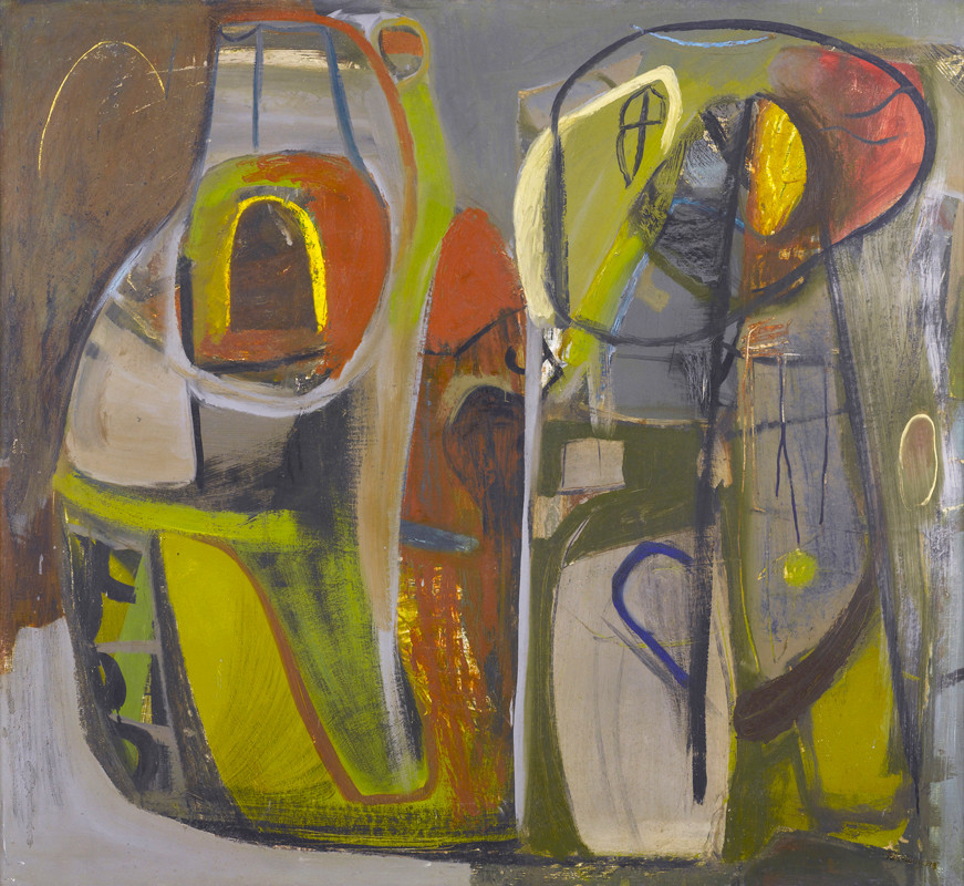 <span class=&#34;link fancybox-details-link&#34;><a href=&#34;/artists/128-peter-lanyon/works/468/&#34;>View Detail Page</a></span><div class=&#34;artist&#34;><strong>Peter Lanyon</strong></div> 1918-1964 <div class=&#34;title&#34;><em>Levant Old Mine</em></div> <div class=&#34;signed_and_dated&#34;>signed and dated 1952<br /> also signed, dated & titled verso</div> <div class=&#34;medium&#34;>oil on board</div> <div class=&#34;dimensions&#34;>119.5 x 129 cms (47 x 51 ins)<br /> framed: 133.5 x 142 cms (53 x 56 ins)</div>