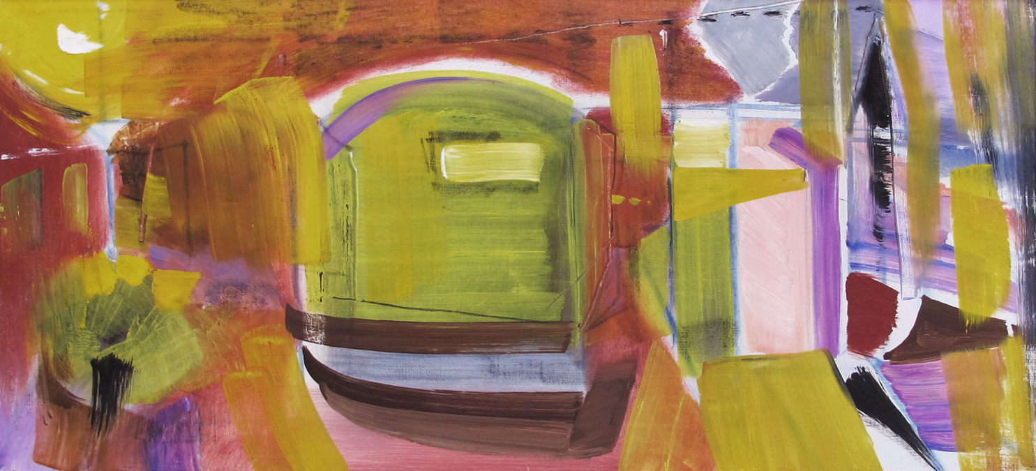 <span class=&#34;link fancybox-details-link&#34;><a href=&#34;/artists/52-ivon-hitchens/works/880/&#34;>View Detail Page</a></span><div class=&#34;artist&#34;><strong>Ivon Hitchens</strong></div> 1893 - 1979 <div class=&#34;title&#34;><em>West Coast Halt</em></div> <div class=&#34;signed_and_dated&#34;>titled and dated 1970 verso<br /> with estate studio stamp</div> <div class=&#34;medium&#34;>oil on canvas<br /> </div> <div class=&#34;dimensions&#34;>41 x 86.5 cms (16 x 34 ins)<br /> framed:   55 x 101.5 cms (22 x 40 ins)</div>