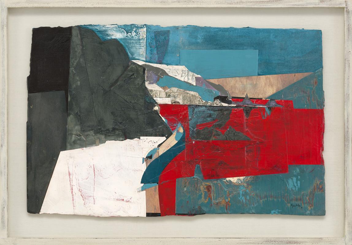 "<span class=""link fancybox-details-link""><a href=""/artists/139-jeremy-gardiner/works/944/"">View Detail Page</a></span><div class=""artist""><strong>Jeremy Gardiner</strong></div> Born 1957 <div class=""title""><em>Long Quarry Point, Anstey's Cove, Devon</em></div> <div class=""signed_and_dated"">signed and dated 2018<br /> titled verso</div> <div class=""medium"">acrylic and jesmonite on poplar panel</div> <div class=""dimensions"">45 x 70 cms (18 x 27½ ins)<br /> framed: 57 x 83 cms (22½ x 32½ ins)</div>"