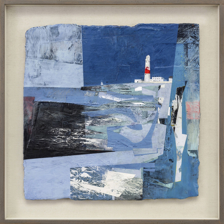 <span class=&#34;link fancybox-details-link&#34;><a href=&#34;/artists/47-jeremy-gardiner/works/703/&#34;>View Detail Page</a></span><div class=&#34;artist&#34;><strong>Jeremy Gardiner</strong></div> Born 1957 <div class=&#34;title&#34;><em>Mid Summer, Portland Bill Lighthouse, Dorset</em></div> <div class=&#34;signed_and_dated&#34;>signed and dated 2016<br /> titled verso<br /> </div> <div class=&#34;medium&#34;>acrylic and jesmonite on poplar panel</div> <div class=&#34;dimensions&#34;>61 x 61 cms (24 x 24 ins)</div>
