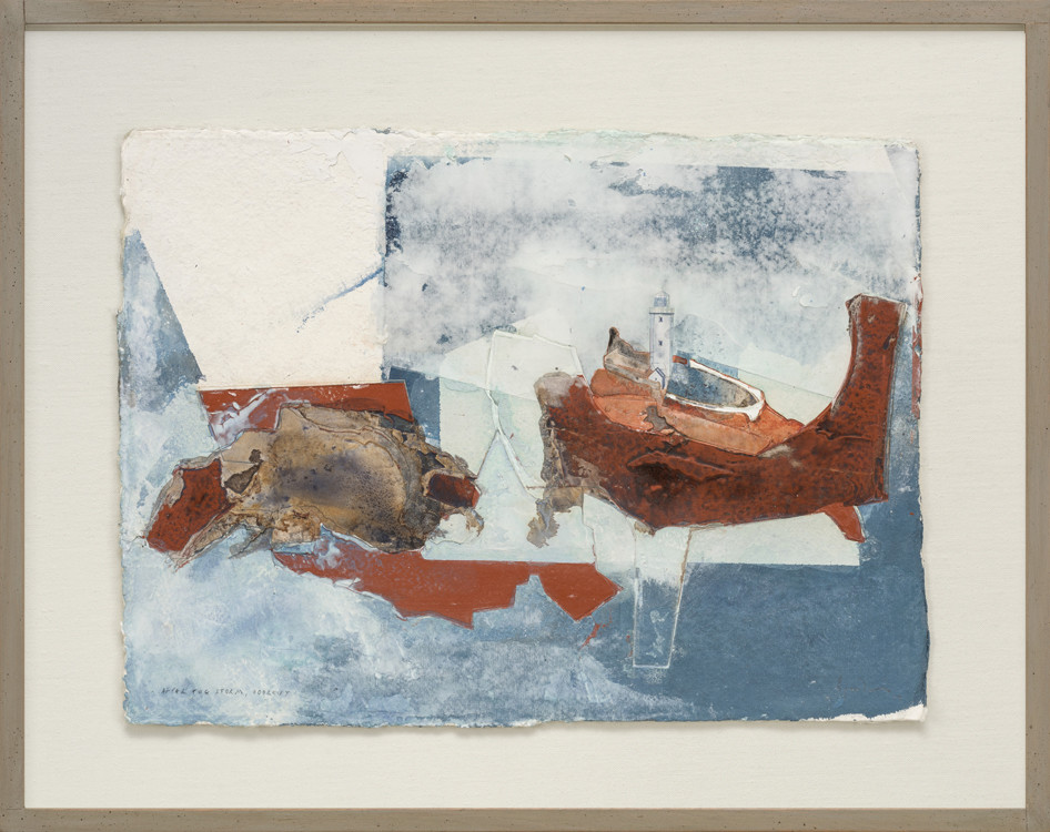 <span class=&#34;link fancybox-details-link&#34;><a href=&#34;/artists/47-jeremy-gardiner/works/409/&#34;>View Detail Page</a></span><div class=&#34;artist&#34;><strong>Jeremy Gardiner</strong></div> Born 1957 <div class=&#34;title&#34;><em>After the Storm, Godrevy</em></div> <div class=&#34;signed_and_dated&#34;>signed, titled and dated 2017   </div> <div class=&#34;medium&#34;>watercolour with jesmonite and acrylic</div> <div class=&#34;dimensions&#34;>30.5 x 43 cms (12 x 17 ins)<br /> framed: 45.5 x 58 cms (18 x 23 ins)</div>