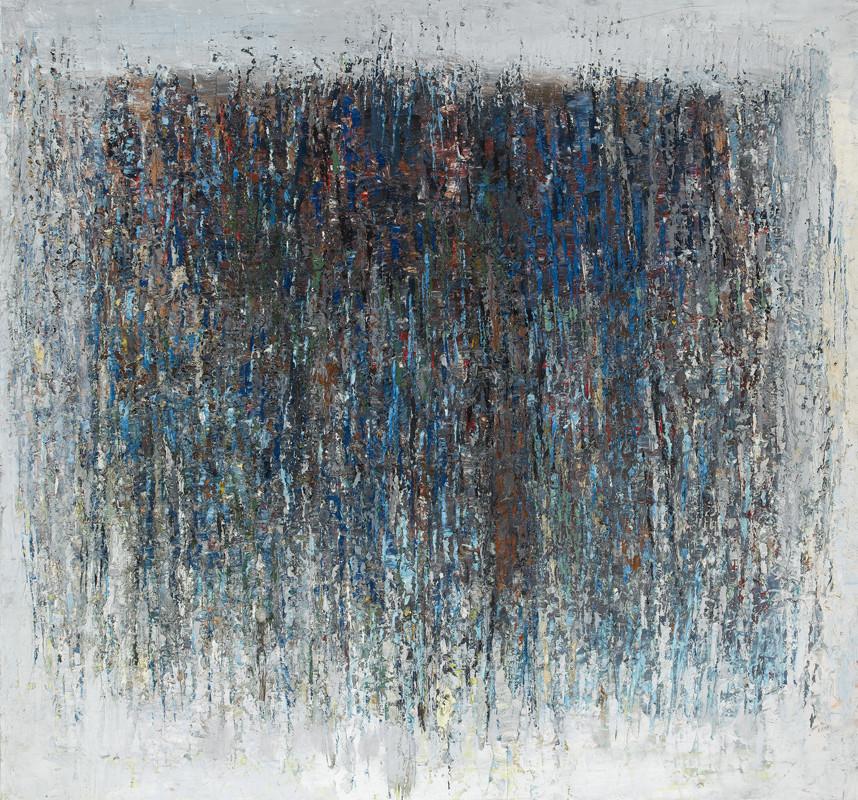 <span class=&#34;link fancybox-details-link&#34;><a href=&#34;/artists/77-paul-feiler/works/639/&#34;>View Detail Page</a></span><div class=&#34;artist&#34;><strong>Paul Feiler</strong></div> 1918-2013 <div class=&#34;title&#34;><em>Evening Landscape, Blue</em></div> <div class=&#34;signed_and_dated&#34;>signed, dated 1957 & titled verso</div> <div class=&#34;medium&#34;>oil on canvas</div> <div class=&#34;dimensions&#34;>86.5 x 91.5 cms (34 x 36 ins)</div>