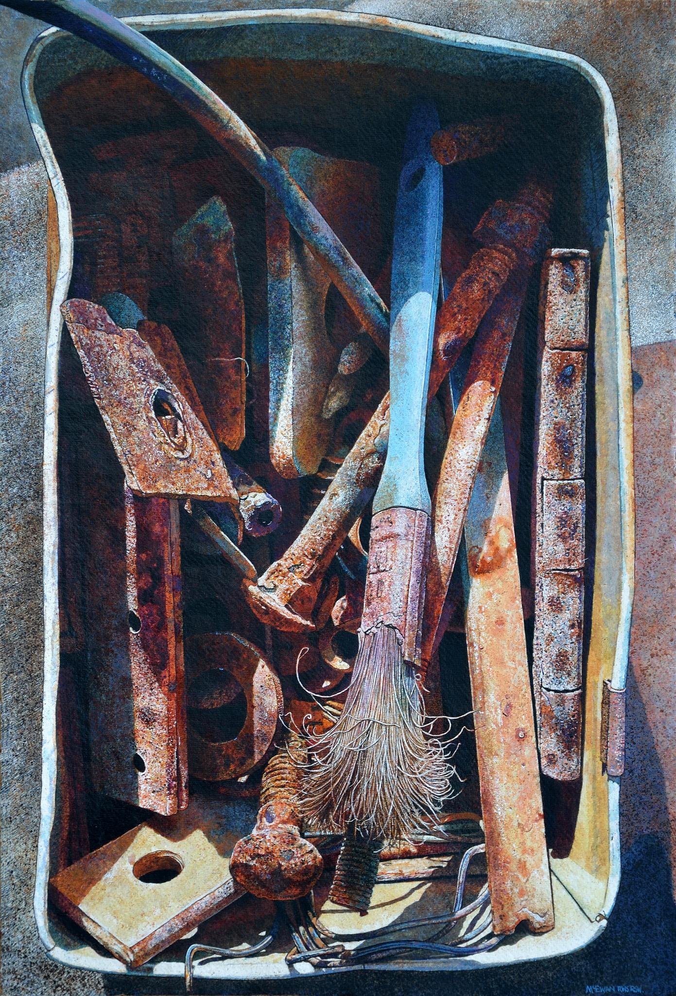 Angus Mcewan Works Plus One Gallery