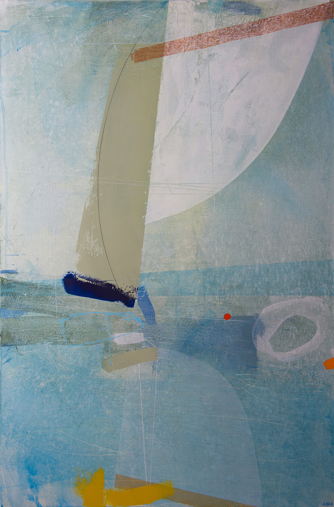 <span class=&#34;link fancybox-details-link&#34;><a href=&#34;/artists/77-andrew-bird/works/5269-andrew-bird-billowing-2017-18/&#34;>View Detail Page</a></span><div class=&#34;artist&#34;><strong>Andrew Bird</strong></div> 1969 – <div class=&#34;title&#34;><em>Billowing</em>, 2017/18</div> <div class=&#34;signed_and_dated&#34;>signed</div> <div class=&#34;medium&#34;>acrylic on canvas</div> <div class=&#34;dimensions&#34;>h 91.5 x w 61 cm<br /> 36 1/8 x 24 1/8 in</div><div class=&#34;price&#34;>£2,640.00</div><div class=&#34;copyright_line&#34;>OwnArt: £ 264 x 10 Months, 0% APR</div>