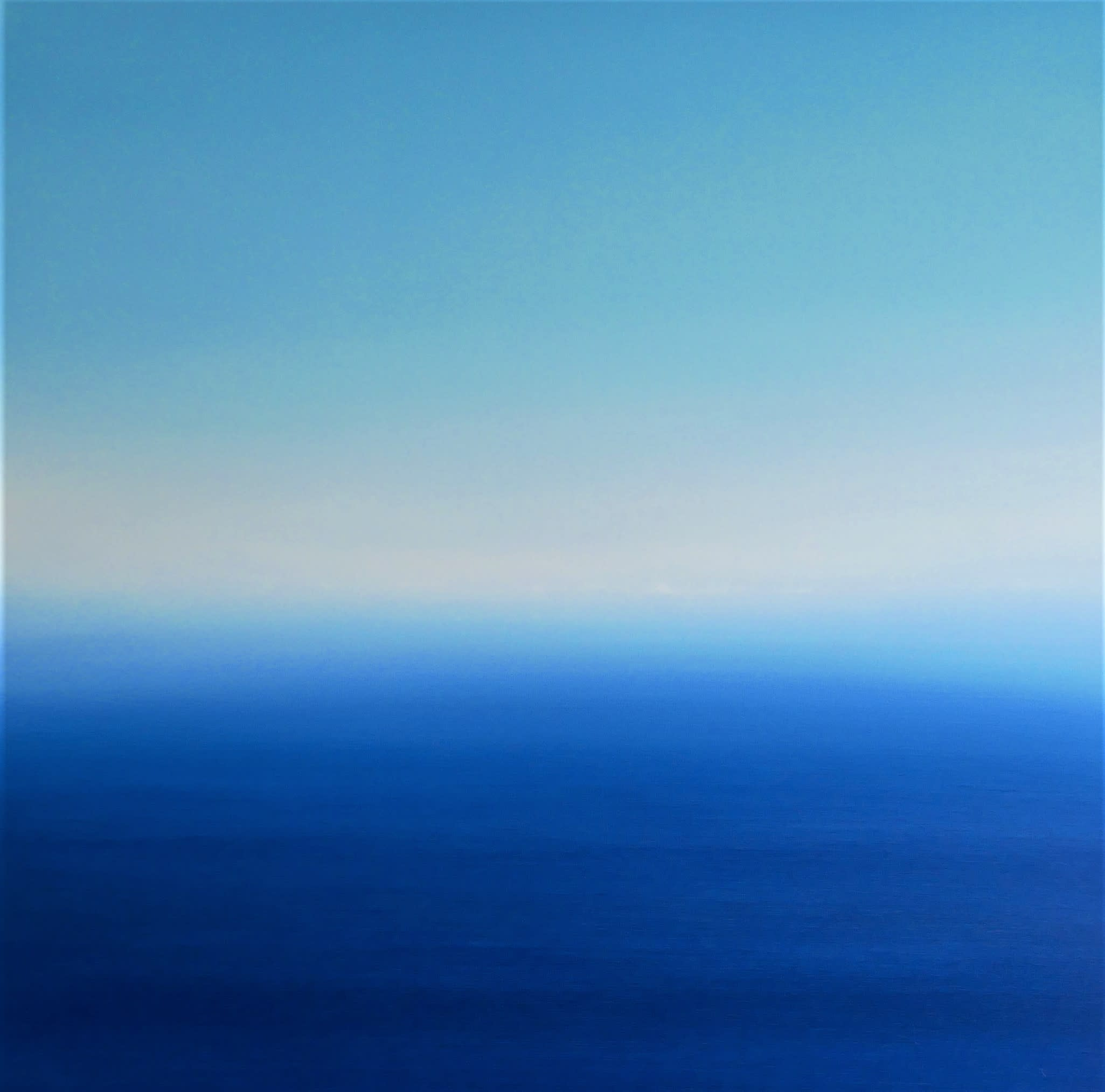 """<span class=""""link fancybox-details-link""""><a href=""""/artists/78-martyn-perryman/works/7398-martyn-perryman-summer-calm-st-ives-bay-2020/"""">View Detail Page</a></span><div class=""""artist""""><strong>Martyn Perryman</strong></div> b. 1963 <div class=""""title""""><em>Summer Calm St Ives Bay </em>, 2020</div> <div class=""""medium"""">oil on canvas</div> <div class=""""dimensions"""">h. 100 x w. 100 cm </div><div class=""""price"""">£1,400.00</div><div class=""""copyright_line"""">Ownart: £140 x 10 Months, 0% APR</div>"""