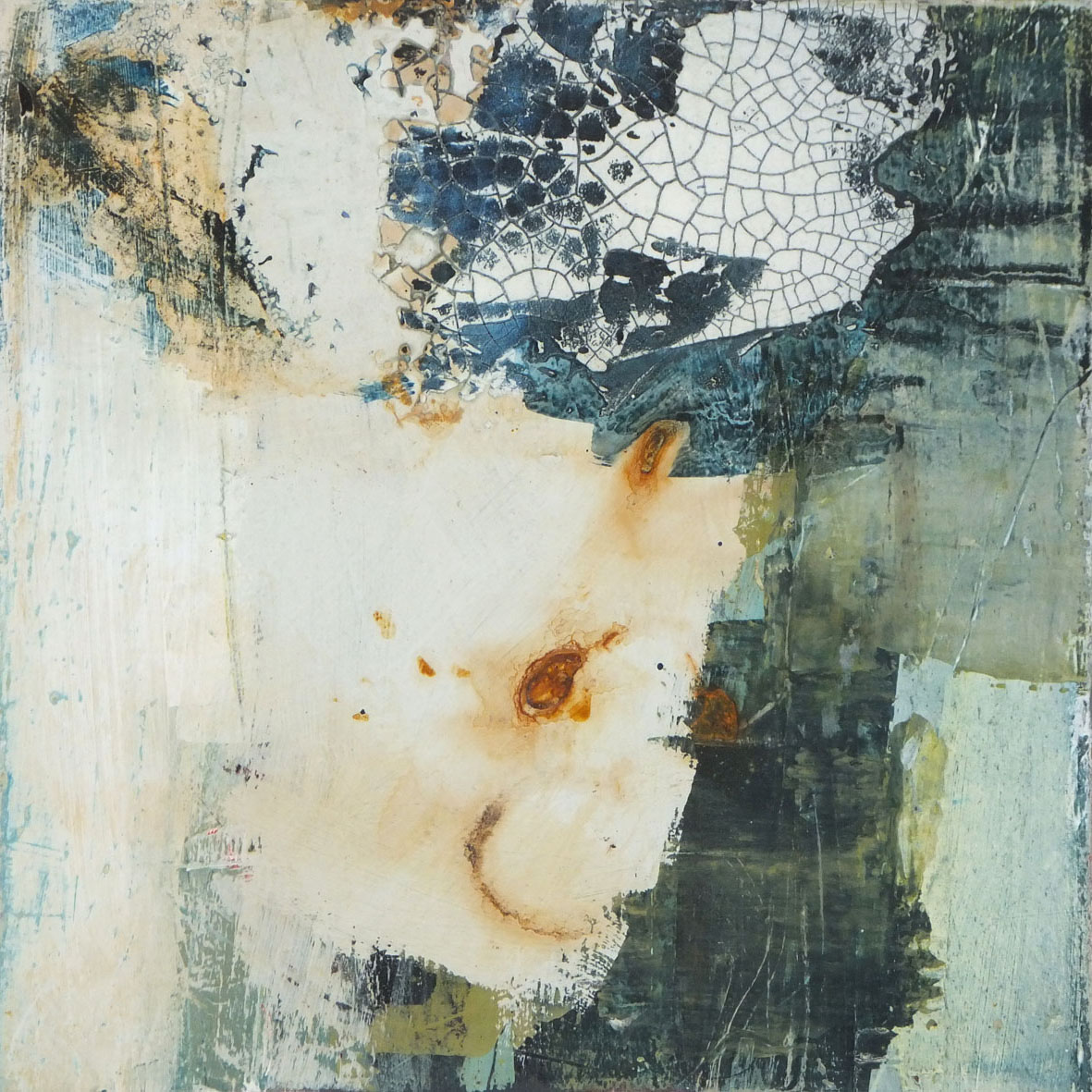 "<span class=""link fancybox-details-link""><a href=""/artists/66-joanne-last/works/7002-joanne-last-weathered-10-2020/"">View Detail Page</a></span><div class=""artist""><strong>Joanne Last</strong></div> <div class=""title""><em>Weathered 10</em>, 2020</div> <div class=""signed_and_dated"">signed on back</div> <div class=""medium"">Acrylic on board</div> <div class=""dimensions"">h. 40 x w. 40 cm </div><div class=""price"">£650.00</div><div class=""copyright_line"">Ownart: £65 x 10 Months, 0% APR</div>"