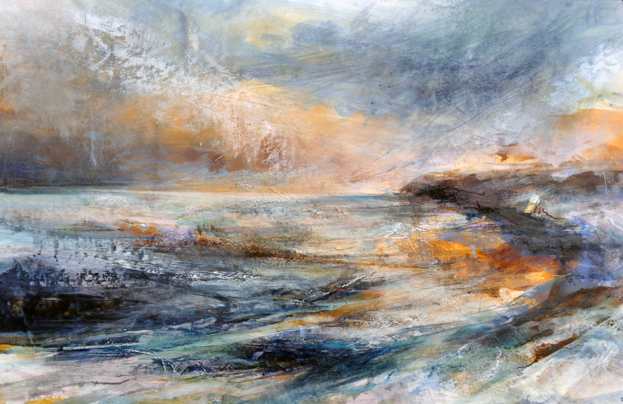<span class=&#34;link fancybox-details-link&#34;><a href=&#34;/artists/90-freya-horsley/works/4168-freya-horsley-rest-2017/&#34;>View Detail Page</a></span><div class=&#34;artist&#34;><strong>Freya Horsley</strong></div> <div class=&#34;title&#34;><em>Rest</em>, 2017</div> <div class=&#34;signed_and_dated&#34;>signed on reverse</div> <div class=&#34;medium&#34;>mixed media on canvas, framed and glazed</div> <div class=&#34;dimensions&#34;>59 x 82 cm<br /> 23 1/4 x 32 1/4 inches</div><div class=&#34;copyright_line&#34;>OwnArt: £ 78 x 10 Months, 0% APR</div>