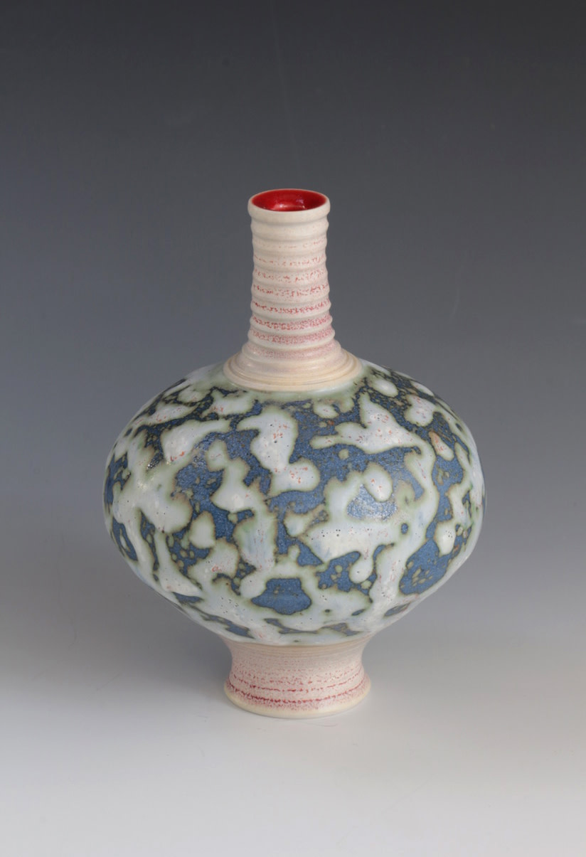 "<span class=""link fancybox-details-link""><a href=""/artists/61-geoffrey-swindell/works/7126-geoffrey-swindell-bud-vase-2020/"">View Detail Page</a></span><div class=""artist""><strong>Geoffrey Swindell</strong></div> b. 1945 <div class=""title""><em>Bud Vase</em>, 2020</div> <div class=""signed_and_dated"">impressed artist's seal to base</div> <div class=""medium"">porcelain</div><div class=""copyright_line"">Own Art: £ 17.00 x 10 Months, 0% APR</div>"