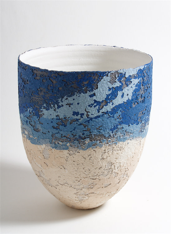 "<span class=""link fancybox-details-link""><a href=""/artists/79-clare-conrad/works/4018-clare-conrad-vessel-2017/"">View Detail Page</a></span><div class=""artist""><strong>Clare Conrad</strong></div> <div class=""title""><em>Vessel</em>, 2017</div> <div class=""medium"">wheel-thrown stoneware with vitreous slip and satin-matt glaze</div> <div class=""dimensions"">height 16.5 cm </div><div class=""copyright_line"">OwnArt: £ 20 x 10 Months, 0% APR</div>"