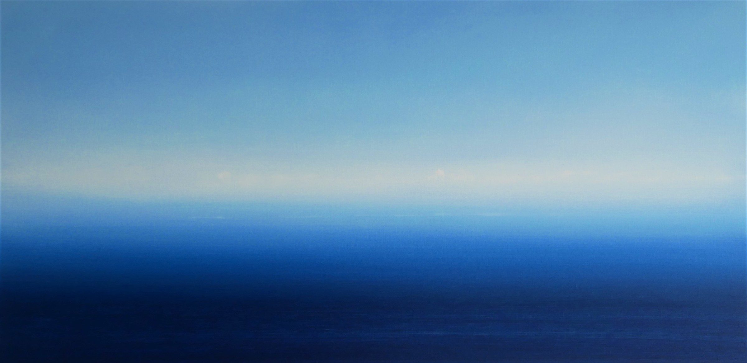 "<span class=""link fancybox-details-link""><a href=""/artists/78-martyn-perryman/works/7322-martyn-perryman-calming-skies-st-ives-1-2020/"">View Detail Page</a></span><div class=""artist""><strong>Martyn Perryman</strong></div> b. 1963 <div class=""title""><em>Calming Skies, St Ives 1</em>, 2020</div> <div class=""medium"">Oil on canvas</div> <div class=""dimensions"">h. 40 cm x w. 80 cm</div><div class=""price"">£840.00</div><div class=""copyright_line"">Own Art: £84 x 10 months, 0% APR</div>"