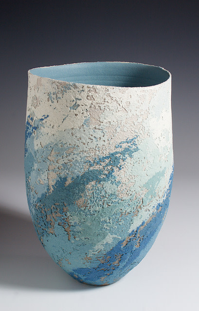 "<span class=""link fancybox-details-link""><a href=""/artists/79-clare-conrad/works/4022-clare-conrad-vessel-2017/"">View Detail Page</a></span><div class=""artist""><strong>Clare Conrad</strong></div> <div class=""title""><em>Vessel</em>, 2017</div> <div class=""medium"">wheel-thrown stoneware with vitreous slip and satin-matt glaze</div> <div class=""dimensions"">height 23 cm<br /> height 9 1/8 inches</div><div class=""copyright_line"">OwnArt: £ 49.50 x 10 Months, 0% APR</div>"