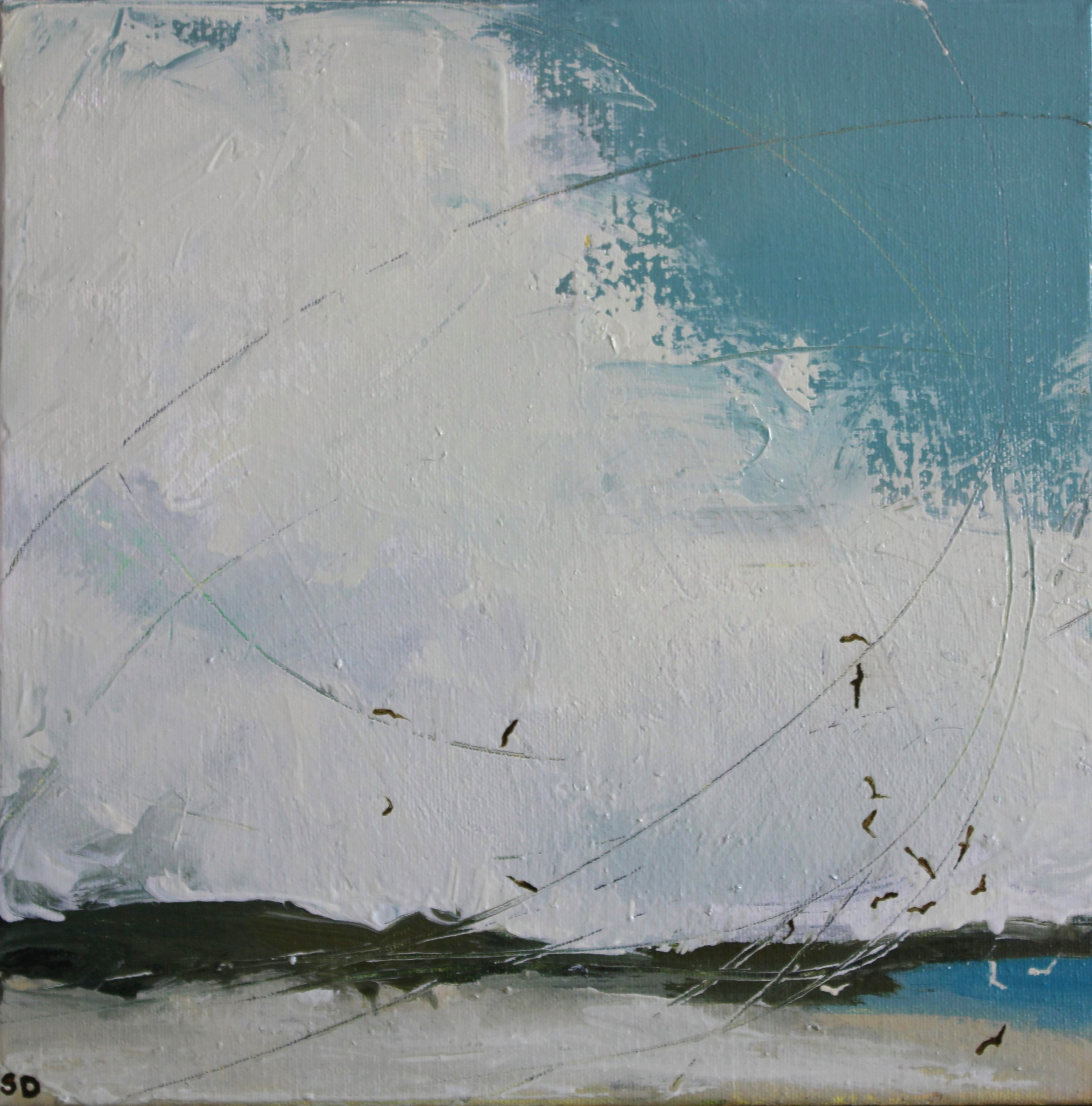 "<span class=""link fancybox-details-link""><a href=""/artists/159-sara-dudman-rwa/works/6508-sara-dudman-rwa-seabirds-great-bay-st-martin-s-study-4-2019/"">View Detail Page</a></span><div class=""artist""><strong>Sara Dudman RWA</strong></div> <div class=""title""><em>Seabirds (Great Bay St Martin's) Study 4</em>, 2019</div> <div class=""medium"">oil on canvas</div> <div class=""dimensions"">h. 40 x w. 40 cm </div><div class=""copyright_line"">Own Art: £69 x 10 Months, 0% APR</div>"