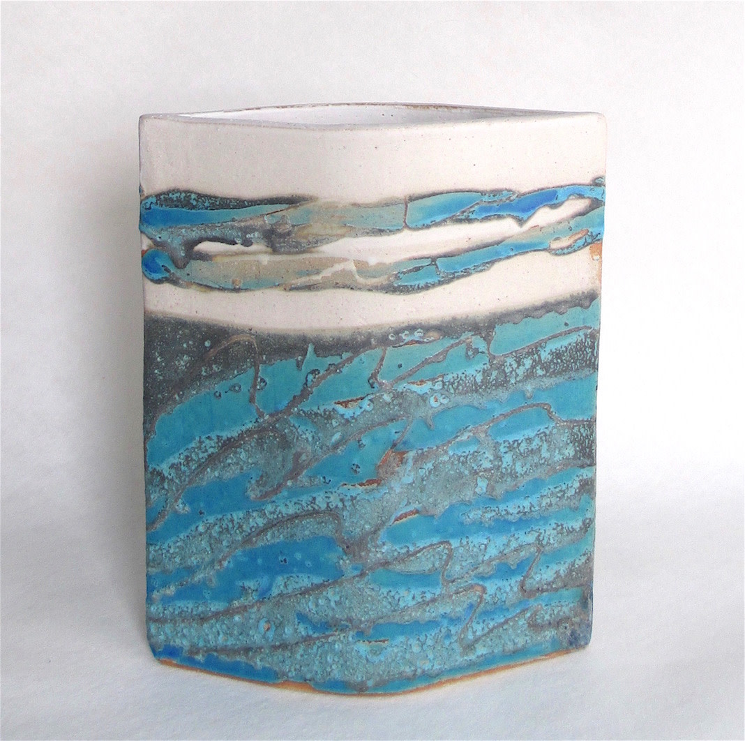 "<span class=""link fancybox-details-link""><a href=""/artists/44-sarah-perry/works/6000-sarah-perry-seascape-ellipse-2018/"">View Detail Page</a></span><div class=""artist""><strong>Sarah Perry</strong></div> b. 1945 <div class=""title""><em>Seascape Ellipse</em>, 2018</div> <div class=""medium"">stamped by the artist's studio mark</div> <div class=""dimensions"">24.5 x 20 cm</div><div class=""price"">£245.00</div><div class=""copyright_line"">Copyright The Artist</div>"