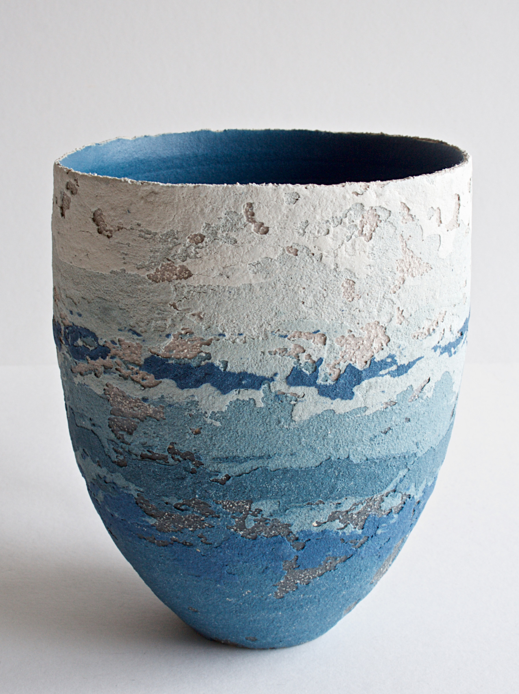 "<span class=""link fancybox-details-link""><a href=""/artists/79-clare-conrad/works/6929-clare-conrad-vessel-2020/"">View Detail Page</a></span><div class=""artist""><strong>Clare Conrad</strong></div> <div class=""title""><em>Vessel</em>, 2020</div> <div class=""medium"">Stoneware</div> <div class=""dimensions"">h. 13 cm</div><div class=""price"">£132.00</div><div class=""copyright_line"">Copyright The Artist</div>"