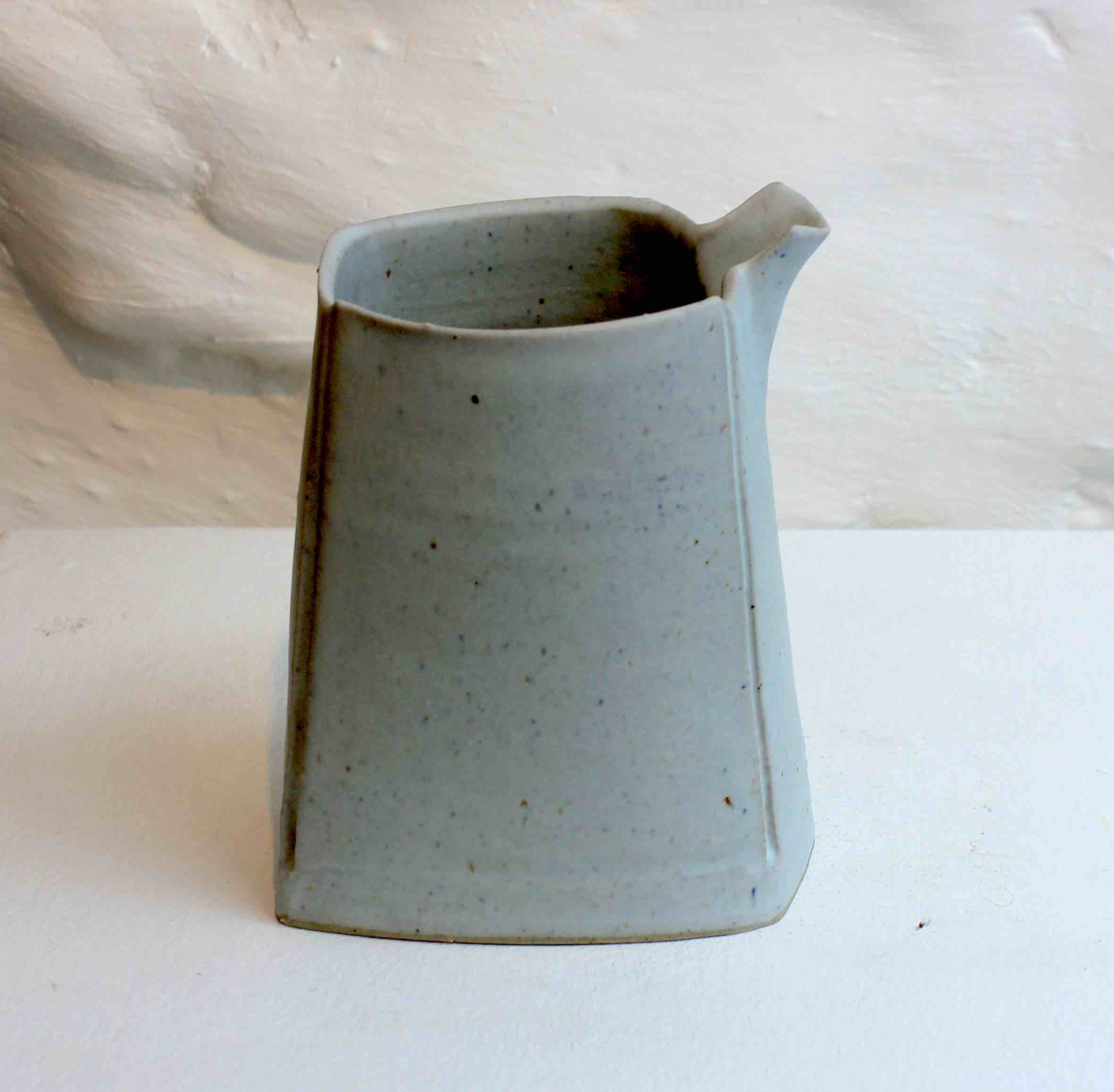 "<span class=""link fancybox-details-link""><a href=""/artists/99-carina-ciscato/works/5766-carina-ciscato-coloured-porcelain-jug-2018/"">View Detail Page</a></span><div class=""artist""><strong>Carina Ciscato</strong></div> b. 1970 <div class=""title""><em>Coloured Porcelain Jug</em>, 2018</div> <div class=""signed_and_dated"">porcelain</div> <div class=""medium"">porcelain</div> <div class=""dimensions"">11 x 8 cm<br /> 4 3/8 x 3 1/8 inches</div><div class=""price"">£350.00</div><div class=""copyright_line"">OwnArt: £35 x 10 Months, 0% APR</div>"