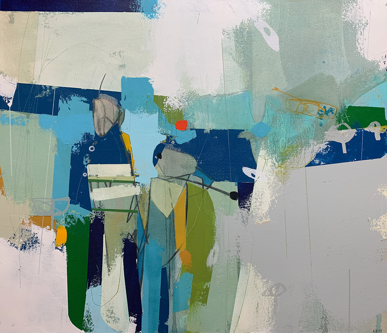 """<span class=""""link fancybox-details-link""""><a href=""""/artists/77-andrew-bird/works/7089-andrew-bird-longstanding-2020/"""">View Detail Page</a></span><div class=""""artist""""><strong>Andrew Bird</strong></div> <div class=""""title""""><em>Longstanding</em>, 2020</div> <div class=""""signed_and_dated"""">signed and titled on reverse</div> <div class=""""medium"""">acrylic on canvas</div> <div class=""""dimensions"""">h 60 cm x w 70 cm</div><div class=""""price"""">£1,850.00</div><div class=""""copyright_line"""">Own Art: £185 x 10 Months, 0% APR</div>"""