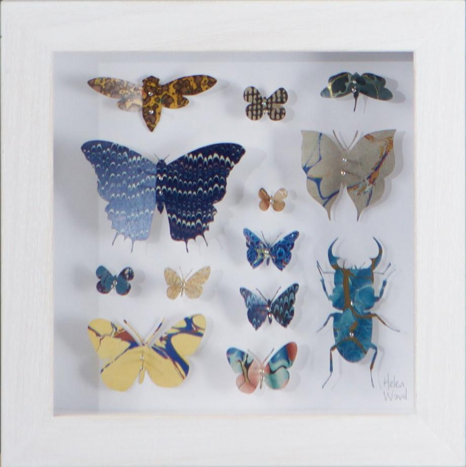 <span class=&#34;link fancybox-details-link&#34;><a href=&#34;/artists/142-helen-ward/works/3637-helen-ward-lepidoptera-9-2016/&#34;>View Detail Page</a></span><div class=&#34;artist&#34;><strong>Helen Ward</strong></div> <div class=&#34;title&#34;><em>Lepidoptera 9</em>, 2016</div> <div class=&#34;medium&#34;>hand-cut Victorian hand-marbled paper, entomolgy pins</div> <div class=&#34;dimensions&#34;>h 16 x w 16 cm</div><div class=&#34;copyright_line&#34;>Own Art: £ 21 x 10 Monthly 0% APR Representative Payments</div>