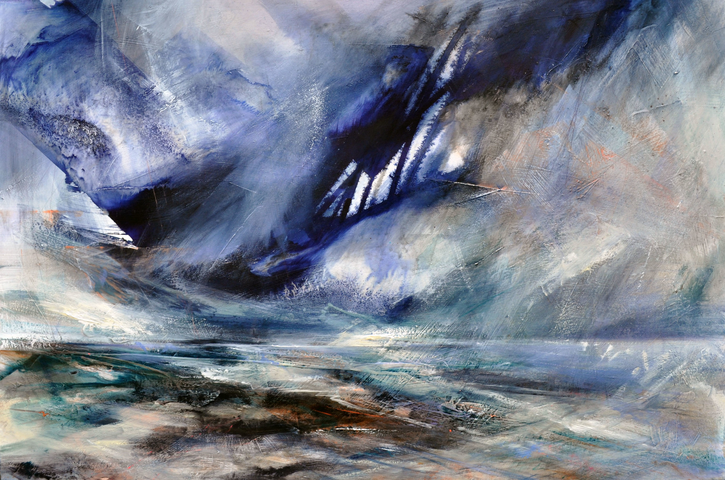 <span class=&#34;link fancybox-details-link&#34;><a href=&#34;/artists/90-freya-horsley/works/5534-freya-horsley-beyond-sight-2018/&#34;>View Detail Page</a></span><div class=&#34;artist&#34;><strong>Freya Horsley</strong></div> <div class=&#34;title&#34;><em>Beyond Sight</em>, 2018</div> <div class=&#34;signed_and_dated&#34;>signed on reverse</div> <div class=&#34;medium&#34;>mixed media on canvas</div> <div class=&#34;dimensions&#34;>80 x 120 cm<br /> 31 1/2 x 47 1/4 inches</div><div class=&#34;copyright_line&#34;>£ 195 x 10 Months, OwnArt 0% APR</div>