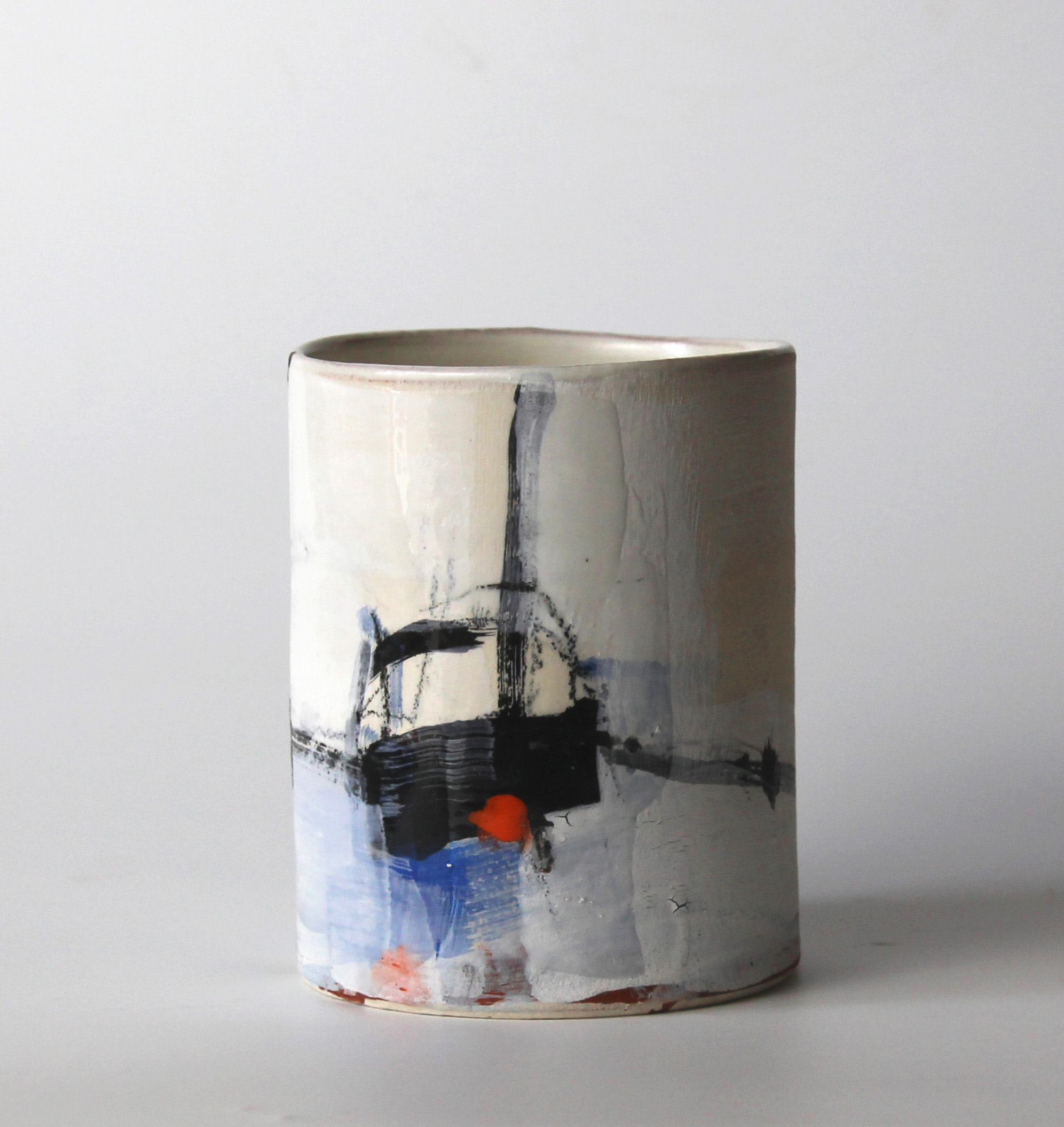 "<span class=""link fancybox-details-link""><a href=""/artists/34-barry-stedman/works/4148-barry-stedman-thrown-vessel-harbour-ii-series-2017/"">View Detail Page</a></span><div class=""artist""><strong>Barry Stedman</strong></div> <div class=""title""><em>Thrown Vessel 'Harbour II' Series</em>, 2017</div> <div class=""signed_and_dated"">signed by artist</div> <div class=""medium"">earthenware</div> <div class=""dimensions"">11.5 x 9.5 cm<br /> 4 1/2 x 3 3/4 inches</div><div class=""copyright_line"">OwnArt: £ 21 x 10 Months, 0% APR</div>"