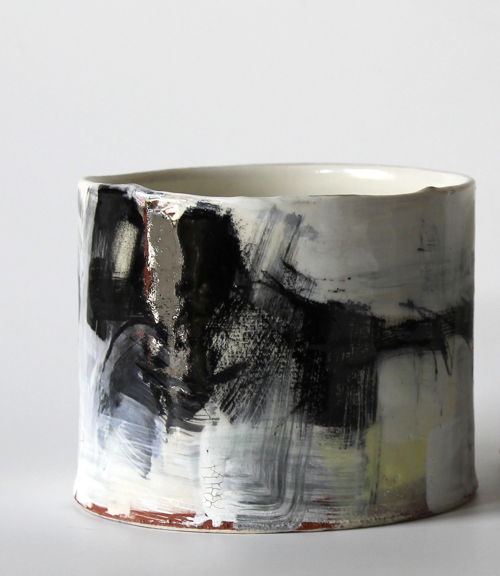 "<span class=""link fancybox-details-link""><a href=""/artists/34-barry-stedman/works/4150-barry-stedman-thrown-vessel-coast-series-2017/"">View Detail Page</a></span><div class=""artist""><strong>Barry Stedman</strong></div> <div class=""title""><em>Thrown Vessel 'Coast' Series</em>, 2017</div> <div class=""signed_and_dated"">signed by artist</div> <div class=""medium"">earthenware</div> <div class=""dimensions"">11 x 13 cm<br /> 4 3/8 x 5 1/8 inches</div><div class=""copyright_line"">OwnArt: £ 27.50 x 10 Months, 0% APR</div>"