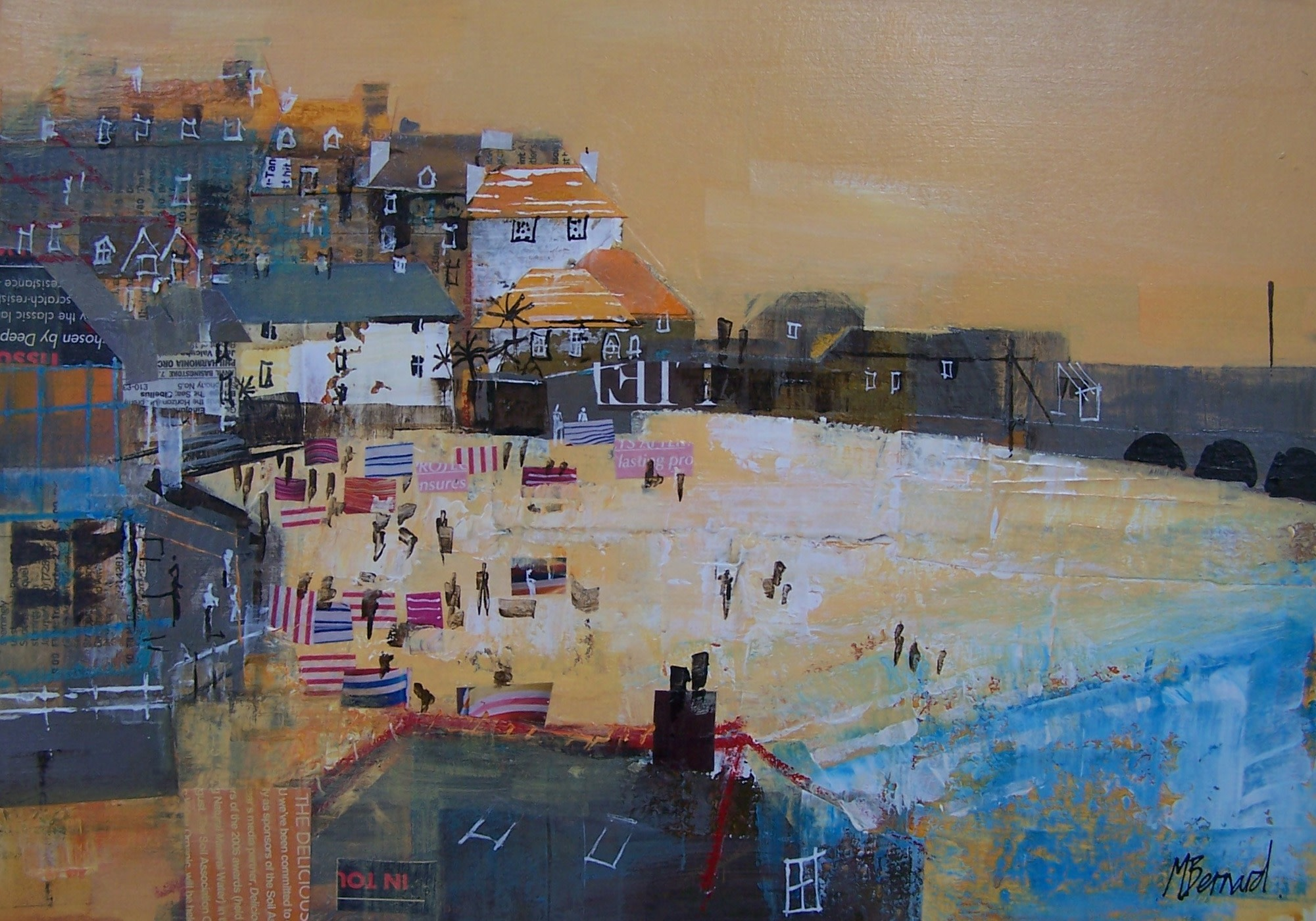 "<span class=""link fancybox-details-link""><a href=""/artists/155-mike-bernard-ri/works/5790-mike-bernard-ri-st-ives-cornwall-2018/"">View Detail Page</a></span><div class=""artist""><strong>Mike Bernard RI</strong></div> <div class=""title""><em>St Ives Cornwall</em>, 2018</div> <div class=""signed_and_dated"">signed by the artist</div> <div class=""medium"">Mixed media on canvas</div> <div class=""dimensions"">22.9 x 31.8 cm<br /> 9 x 12 1/2 inches</div>"