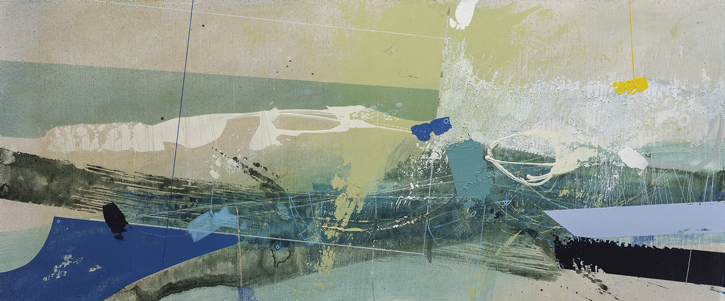<span class=&#34;link fancybox-details-link&#34;><a href=&#34;/artists/77-andrew-bird/works/6204-andrew-bird-solo-yellow-2019/&#34;>View Detail Page</a></span><div class=&#34;artist&#34;><strong>Andrew Bird</strong></div> <div class=&#34;title&#34;><em>Solo Yellow</em>, 2019</div> <div class=&#34;signed_and_dated&#34;>signed, titled and dated on reverse</div> <div class=&#34;medium&#34;>acrylic on board</div> <div class=&#34;dimensions&#34;>h 32 x w 76 cm<br /> 12 5/8 x 29 7/8 in</div><div class=&#34;price&#34;>£1,200.00</div><div class=&#34;copyright_line&#34;>Own Art: £ 120 x 10 Months, 0% APR</div>