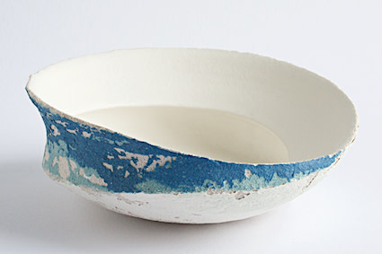 "<span class=""link fancybox-details-link""><a href=""/artists/79-clare-conrad/works/6603-clare-conrad-swirl-dish-2019/"">View Detail Page</a></span><div class=""artist""><strong>Clare Conrad</strong></div> <div class=""title""><em>Swirl Dish</em>, 2019</div> <div class=""medium"">Wheel-thrown stoneware with vitreous slip & satin-matt glaze.<br /> Thrown with Inset</div> <div class=""dimensions"">height 6 cm<br /> </div><div class=""price"">£220.00</div><div class=""copyright_line"">OwnArt: £ 22 x 10 Months, 0% APR</div>"