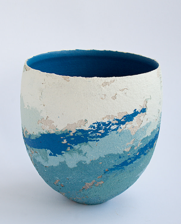 "<span class=""link fancybox-details-link""><a href=""/artists/79-clare-conrad/works/5990-clare-conrad-vessel-2018/"">View Detail Page</a></span><div class=""artist""><strong>Clare Conrad</strong></div> <div class=""title""><em>Vessel</em>, 2018</div> <div class=""medium"">wheel-thrown stoneware with vitreous slip & satin-matt glaze</div> <div class=""dimensions"">height 16 cm</div><div class=""copyright_line"">OwnArt: £ 25 x 10 Months, 0% APR</div>"