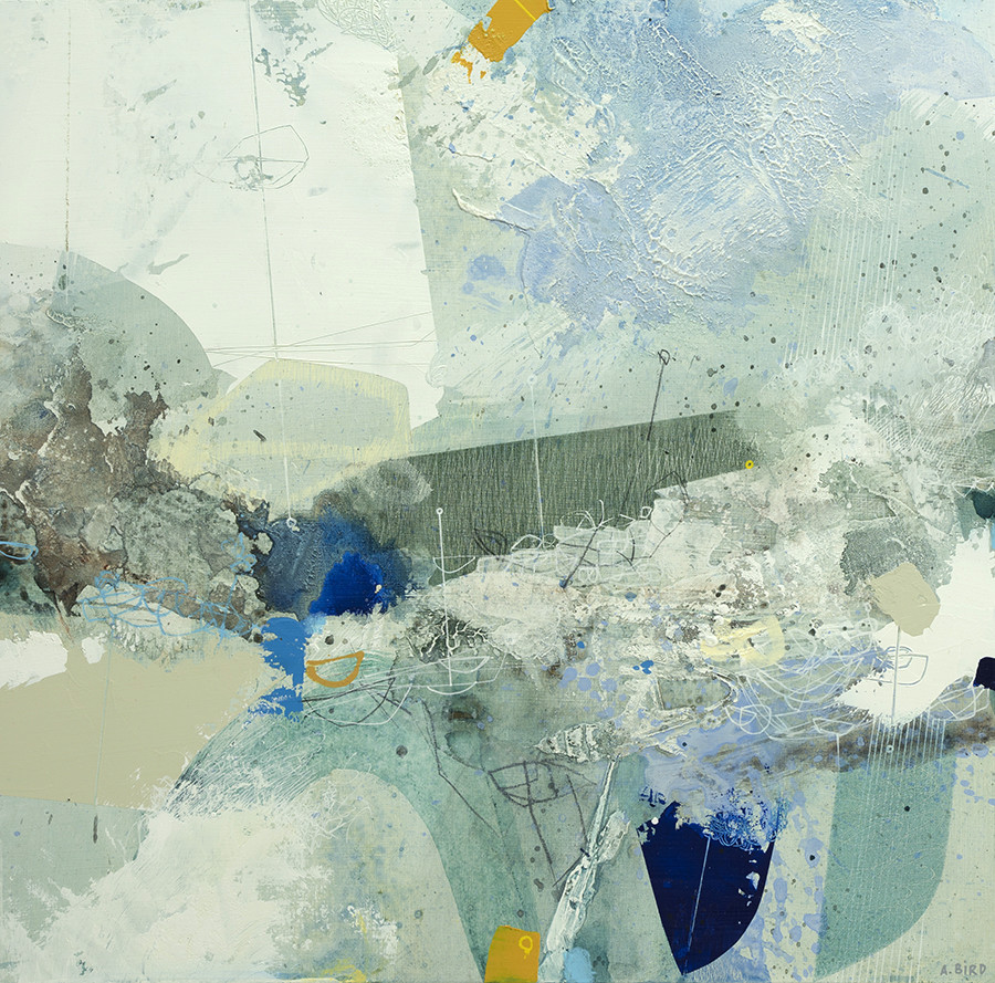"""<span class=""""link fancybox-details-link""""><a href=""""/artists/77-andrew-bird/works/6943-andrew-bird-tumultuous-2020/"""">View Detail Page</a></span>Andrew Bird   Tumultuous, 2020   Signed on back   Acrylic on board   h. 41 cm x w. 42 cm  <div class=""""copyright_line"""">Ownart: £99.50 x 10 months, 0% APR</div>"""