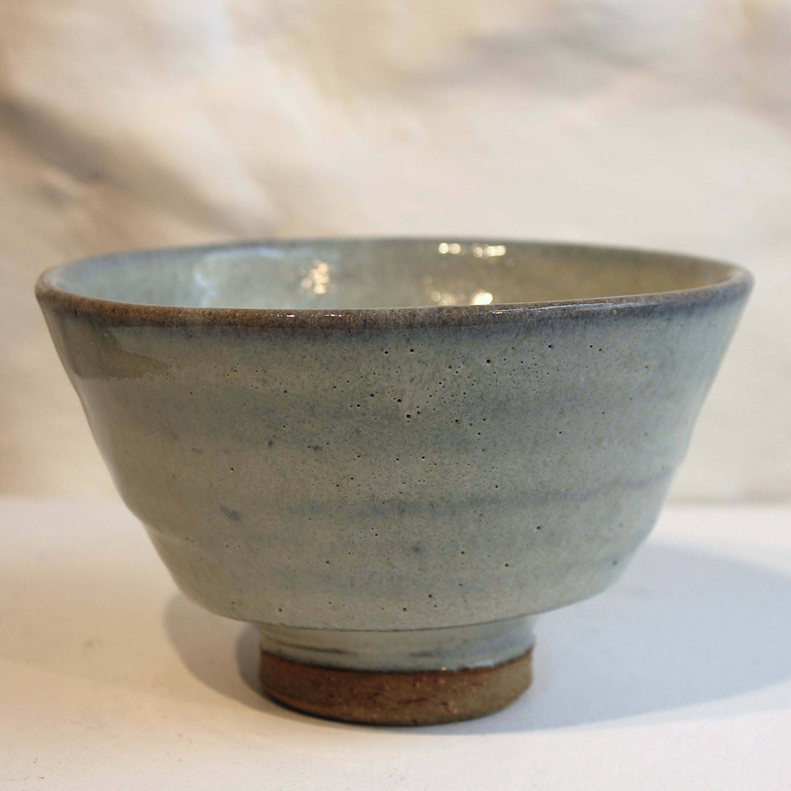 "<span class=""link fancybox-details-link""><a href=""/artists/200-matthew-tyas/works/5457-matthew-tyas-nuka-chawan-bowl-2018/"">View Detail Page</a></span><div class=""artist""><strong>Matthew Tyas</strong></div> <div class=""title""><em>Nuka Chawan Bowl</em>, 2018</div> <div class=""signed_and_dated"">stamped by the artist</div> <div class=""medium"">glazed thrown stoneware</div><div class=""price"">£75.00</div><div class=""copyright_line"">Copyright The Artist</div>"