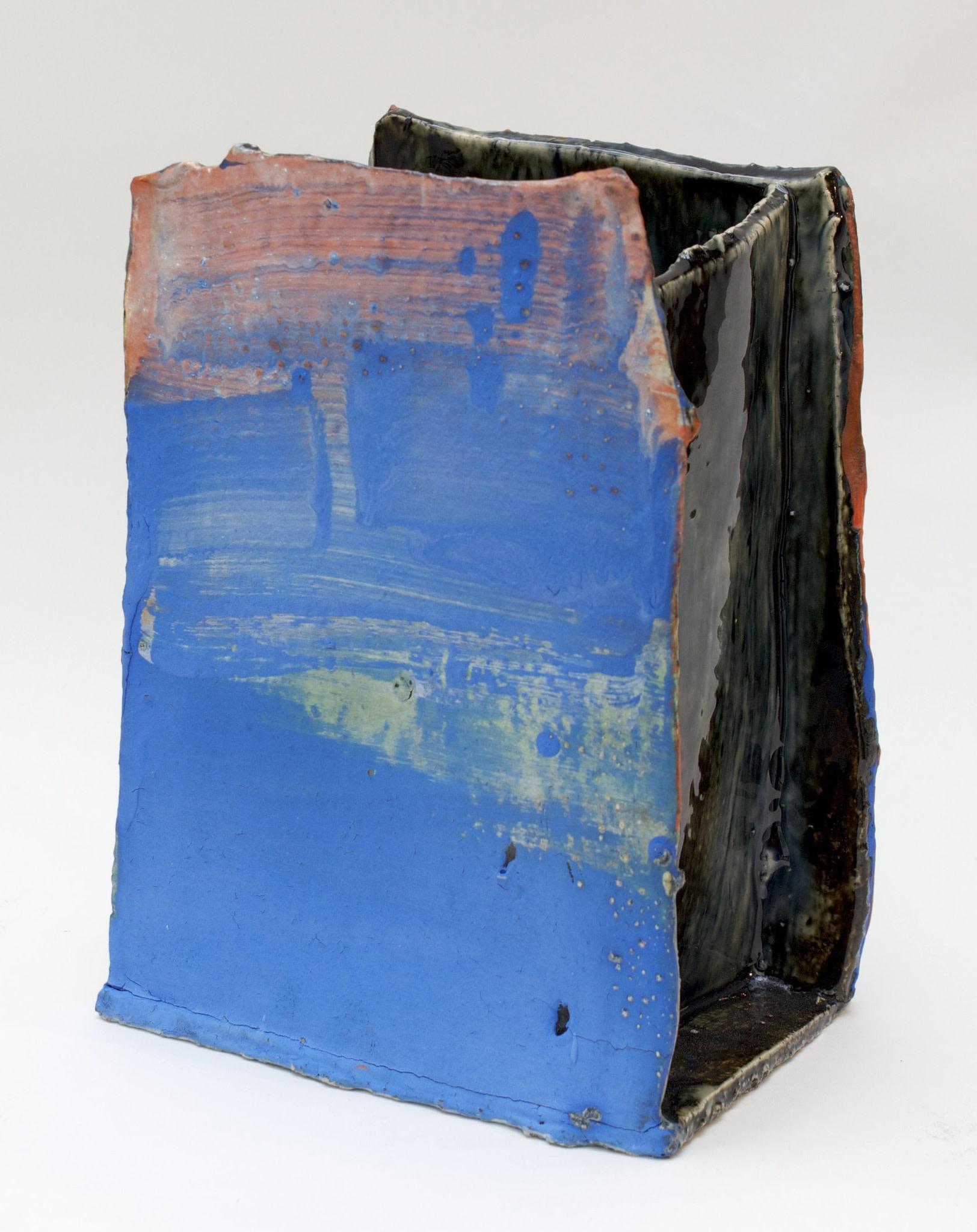<span class=&#34;link fancybox-details-link&#34;><a href=&#34;/artists/34-barry-stedman/works/2532-barry-stedman-vessel-ocean-series-2014/&#34;>View Detail Page</a></span><div class=&#34;artist&#34;><strong>Barry Stedman</strong></div> <div class=&#34;title&#34;><em>Vessel 'Ocean Series'</em>, 2014</div> <div class=&#34;medium&#34;>earthenware</div> <div class=&#34;dimensions&#34;>h. 18 cm</div><div class=&#34;copyright_line&#34;>£ 20 x 10 Months, OwnArt 0% APR</div>