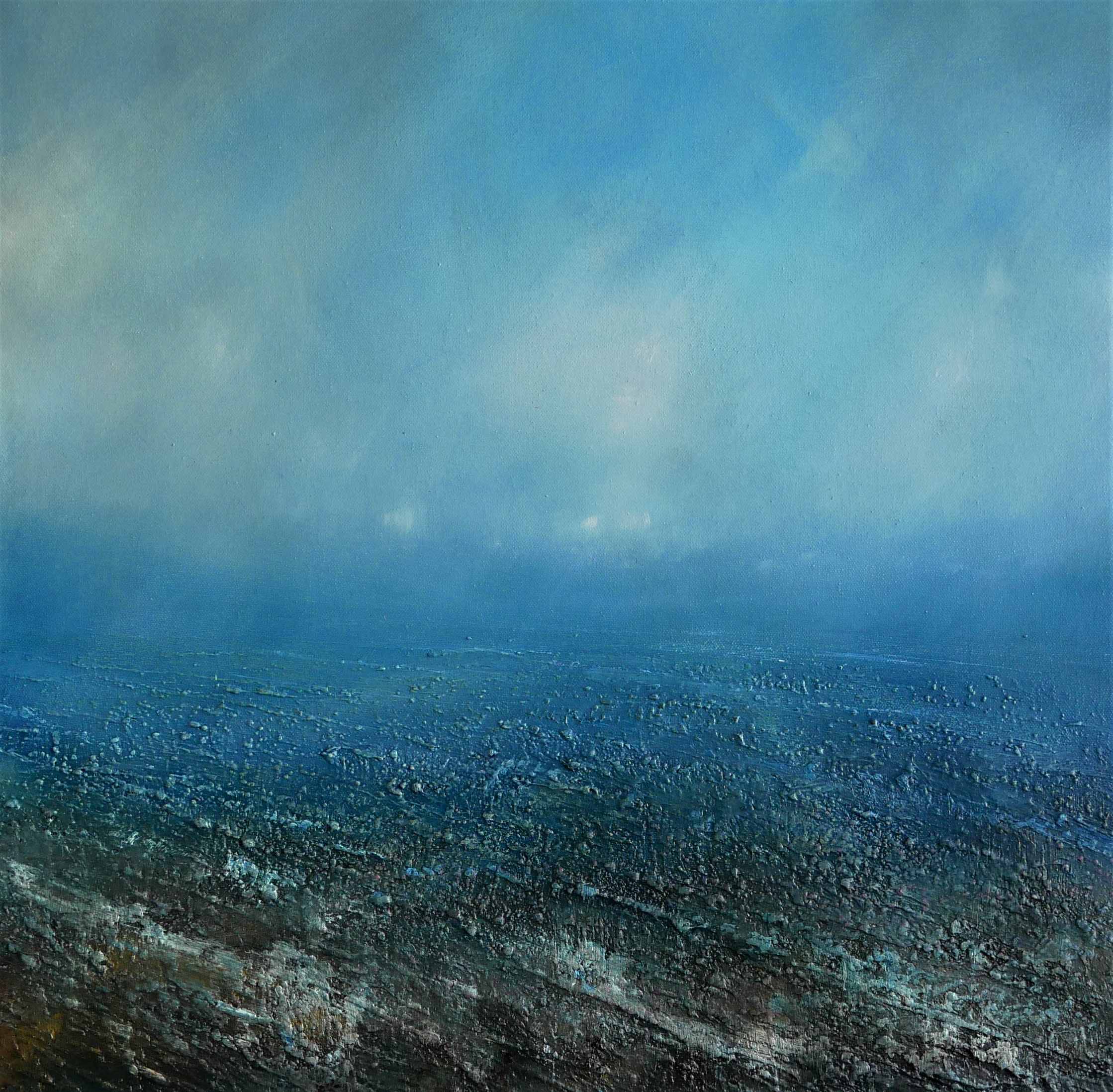 "<span class=""link fancybox-details-link""><a href=""/artists/78-martyn-perryman/works/6497-martyn-perryman-enduring-light-1-2019/"">View Detail Page</a></span><div class=""artist""><strong>Martyn Perryman</strong></div> <div class=""title""><em>Enduring Light 1</em>, 2019</div> <div class=""medium"">oil on canvas</div> <div class=""dimensions"">h. 60 x w. 60 cm </div><div class=""copyright_line"">Ownart: £87 x 10 Months, 0% APR</div>"