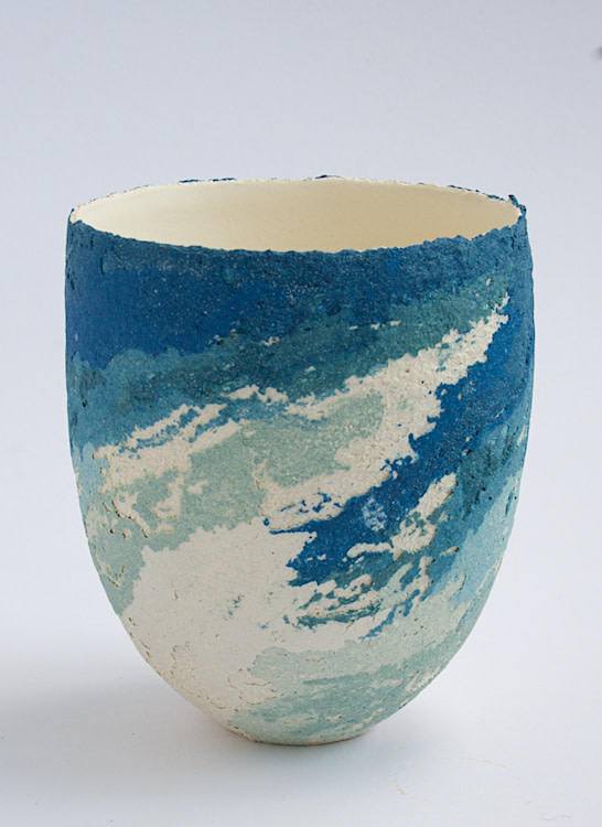 "<span class=""link fancybox-details-link""><a href=""/artists/79-clare-conrad/works/5984-clare-conrad-vessel-2018/"">View Detail Page</a></span><div class=""artist""><strong>Clare Conrad</strong></div> <div class=""title""><em>Vessel</em>, 2018</div> <div class=""medium"">wheel-thrown stoneware with vitreous slip & satin-matt glaze</div> <div class=""dimensions"">height 12 cm</div><div class=""copyright_line"">OwnArt: £ 13 x 10 Months, 0% APR</div>"