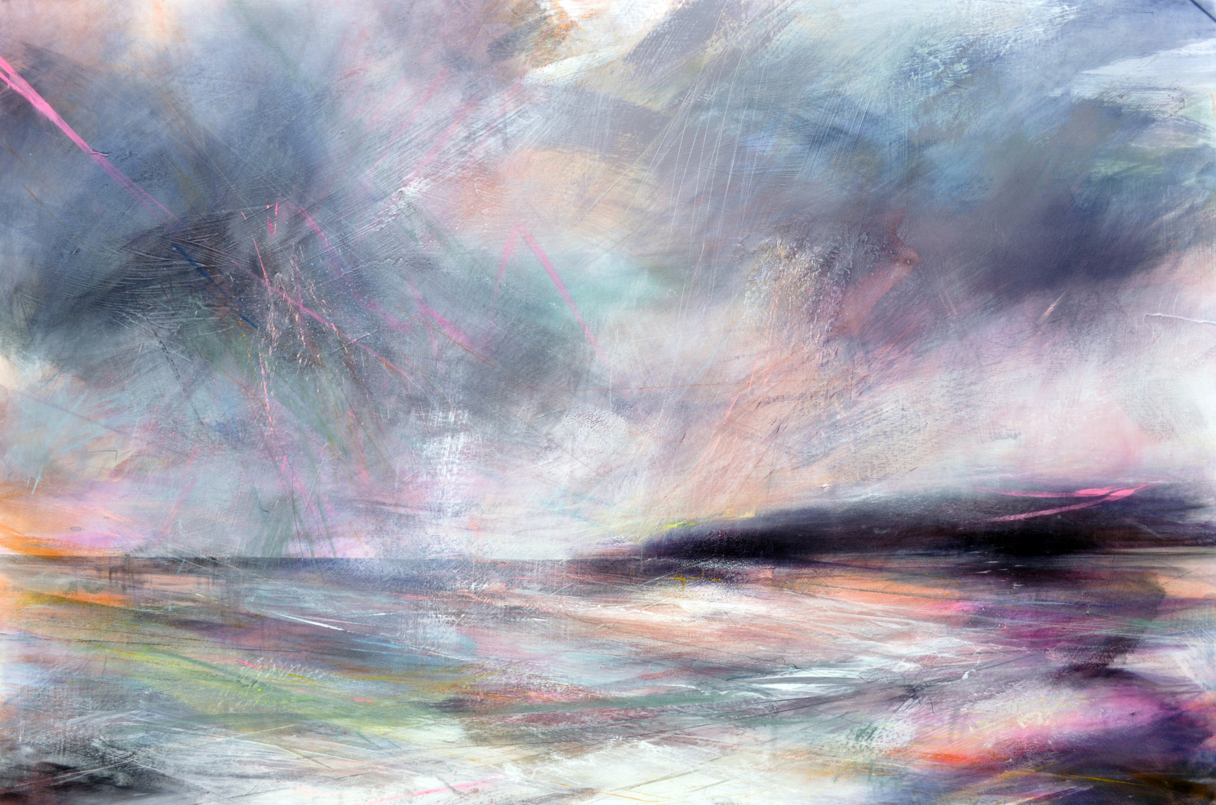 <span class=&#34;link fancybox-details-link&#34;><a href=&#34;/artists/90-freya-horsley/works/4164-freya-horsley-waiting-2017/&#34;>View Detail Page</a></span><div class=&#34;artist&#34;><strong>Freya Horsley</strong></div> <div class=&#34;title&#34;><em>Waiting</em>, 2017</div> <div class=&#34;signed_and_dated&#34;>signed on reverse</div> <div class=&#34;medium&#34;>mixed media on canvas</div> <div class=&#34;dimensions&#34;>80 x 120 cm<br /> 31 1/2 x 47 1/4 inches</div><div class=&#34;copyright_line&#34;>OwnArt: £ 175 x 10 Months, 0% APR</div>