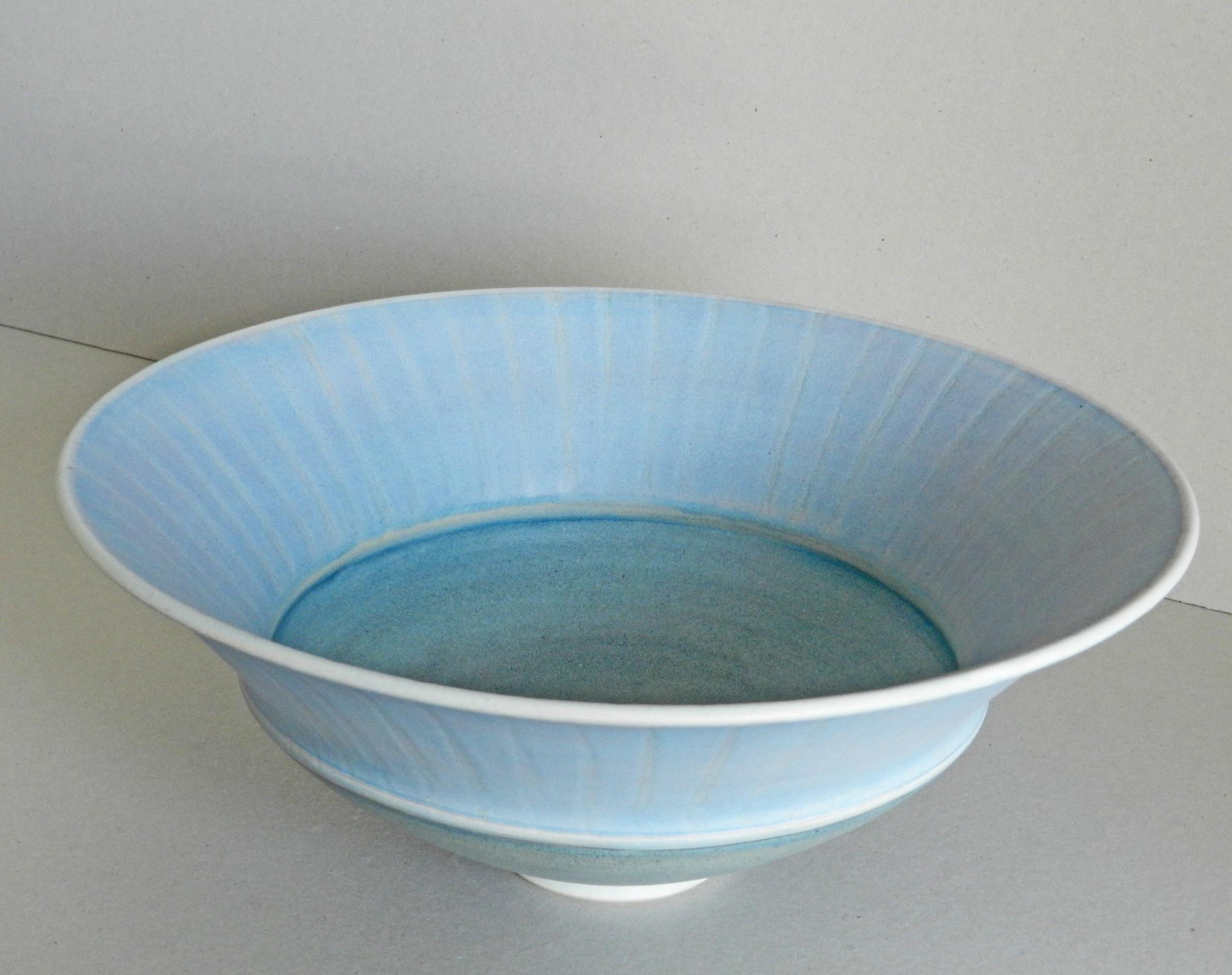 "<span class=""link fancybox-details-link""><a href=""/artists/243-christine-feiler/works/6870-christine-feiler-large-double-rim-bowl-2018/"">View Detail Page</a></span><div class=""artist""><strong>Christine Feiler</strong></div> b. 1948 <div class=""title""><em>Large double rim bowl</em>, 2018</div> <div class=""signed_and_dated"">Ceramicist mark on base</div> <div class=""medium"">Stoneware with enamels</div><div class=""price"">£385.00</div><div class=""copyright_line"">Copyright The Artist</div>"