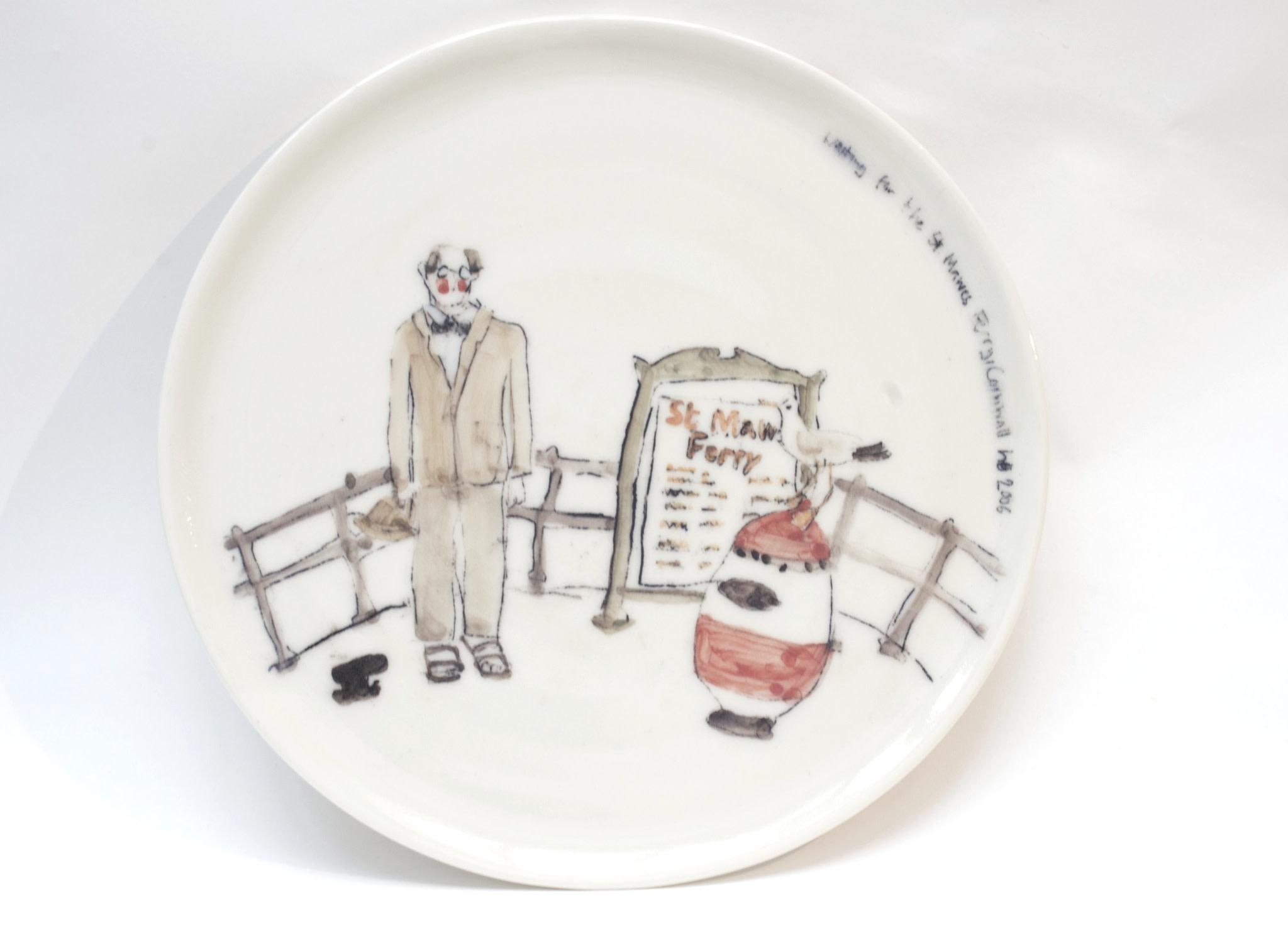 """<span class=""""link fancybox-details-link""""><a href=""""/artists/68-helen-beard/works/121-helen-beard-st-mawes-plate-2012/"""">View Detail Page</a></span><div class=""""artist""""><strong>Helen Beard</strong></div> <div class=""""title""""><em>St Mawes Plate</em>, 2012</div> <div class=""""signed_and_dated"""">Helen Beard</div> <div class=""""medium"""">hand-thrown, painted porcelain</div><div class=""""price"""">£280.00</div><div class=""""copyright_line"""">OwnArt: £ 28 x 10 Months, 0% APR</div>"""
