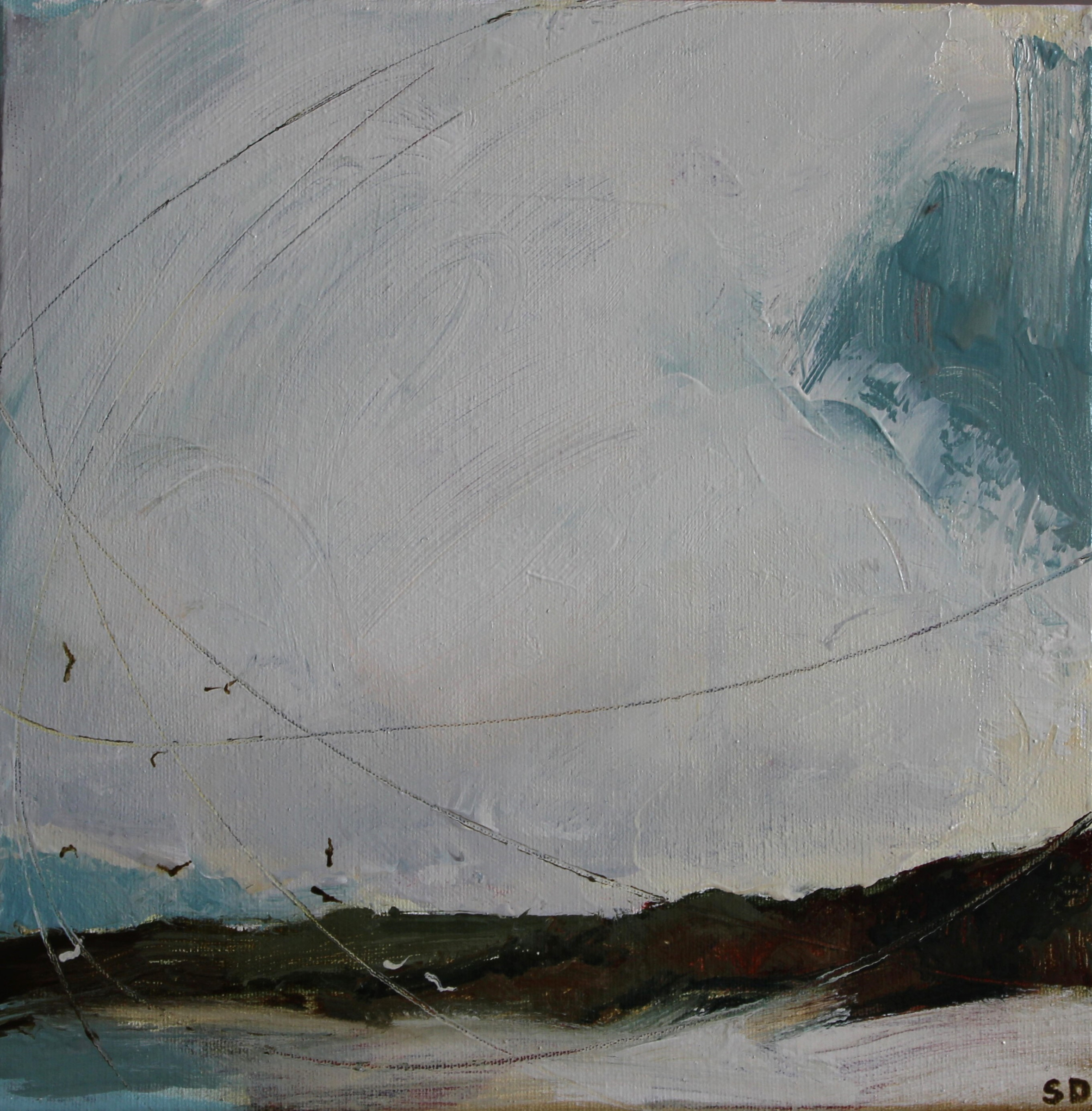 "<span class=""link fancybox-details-link""><a href=""/artists/159-sara-dudman-rwa/works/6507-sara-dudman-rwa-seabirds-great-bay-st-martin-s-study-3-2019/"">View Detail Page</a></span><div class=""artist""><strong>Sara Dudman RWA</strong></div> <div class=""title""><em>Seabirds (Great Bay, St Martin's) study 3</em>, 2019</div> <div class=""medium"">oil on canvas</div> <div class=""dimensions"">h. 40 x w. 40 cm</div><div class=""price"">£690.00</div><div class=""copyright_line"">Own Art: £69 x 19 Months, 0% APR</div>"