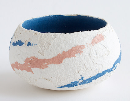"<span class=""link fancybox-details-link""><a href=""/artists/79-clare-conrad/works/6429-clare-conrad-tiny-bowl-2019/"">View Detail Page</a></span><div class=""artist""><strong>Clare Conrad</strong></div> <div class=""title""><em>Tiny Bowl</em>, 2019</div> <div class=""medium"">Wheel-thrown stoneware with vitreous slip & satin-matt glaze.<br /> </div> <div class=""dimensions"">height 8.5 cm<br /> </div><div class=""price"">£77.00</div><div class=""copyright_line"">OwnArt: £ 7.70 x 10 Months, 0% APR</div>"