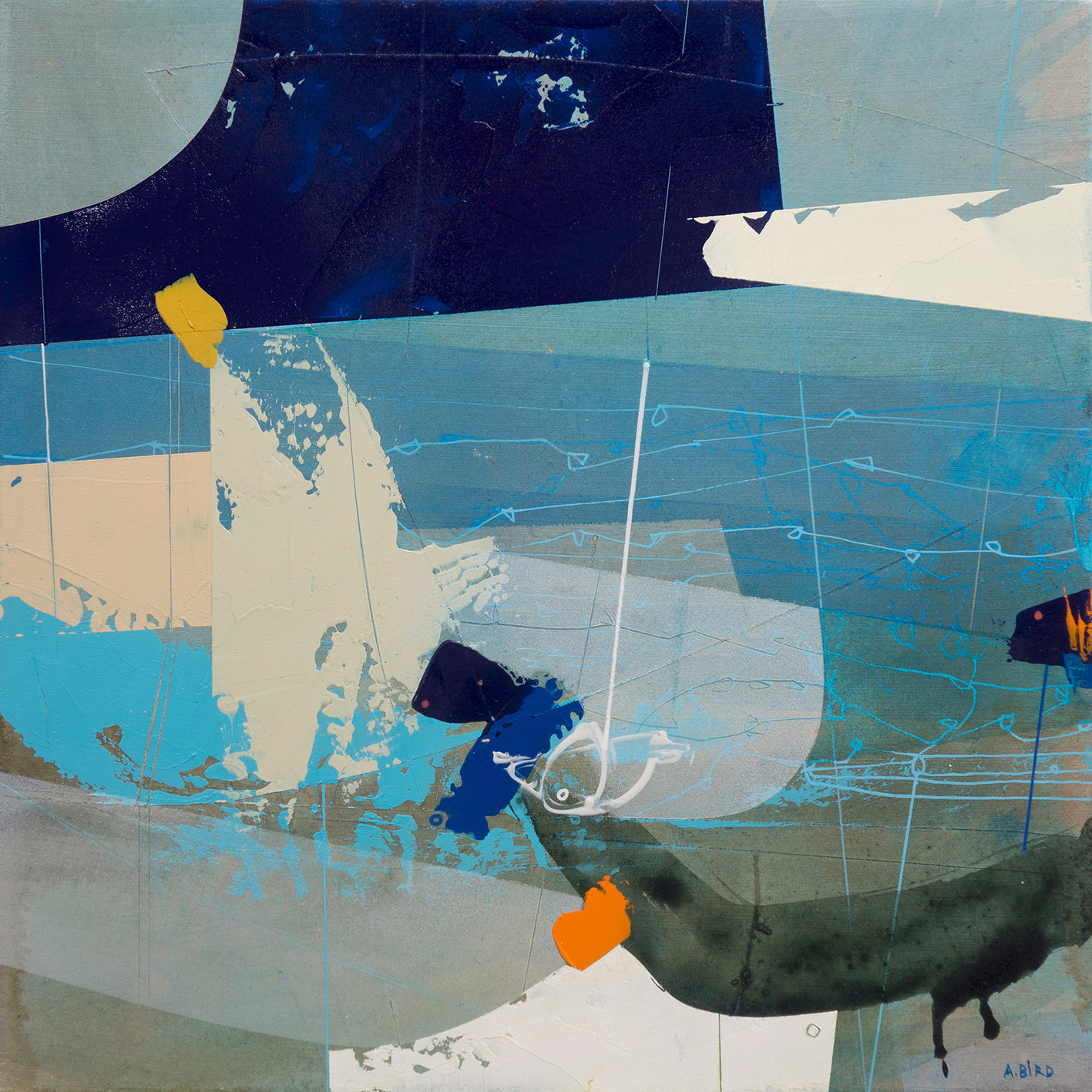 <span class=&#34;link fancybox-details-link&#34;><a href=&#34;/artists/77-andrew-bird/works/5230-andrew-bird-anchorage-2017-18/&#34;>View Detail Page</a></span><div class=&#34;artist&#34;><strong>Andrew Bird</strong></div> 1969 – <div class=&#34;title&#34;><em>Anchorage</em>, 2017/18</div> <div class=&#34;signed_and_dated&#34;>signed</div> <div class=&#34;medium&#34;>acrylic on board</div> <div class=&#34;dimensions&#34;>h 29 x w 29 cm<br /> 11 3/8 x 11 3/8 in</div><div class=&#34;price&#34;>£775.00</div><div class=&#34;copyright_line&#34;>OwnArt: £ 77.50 x 10 Months, 0% APR</div>