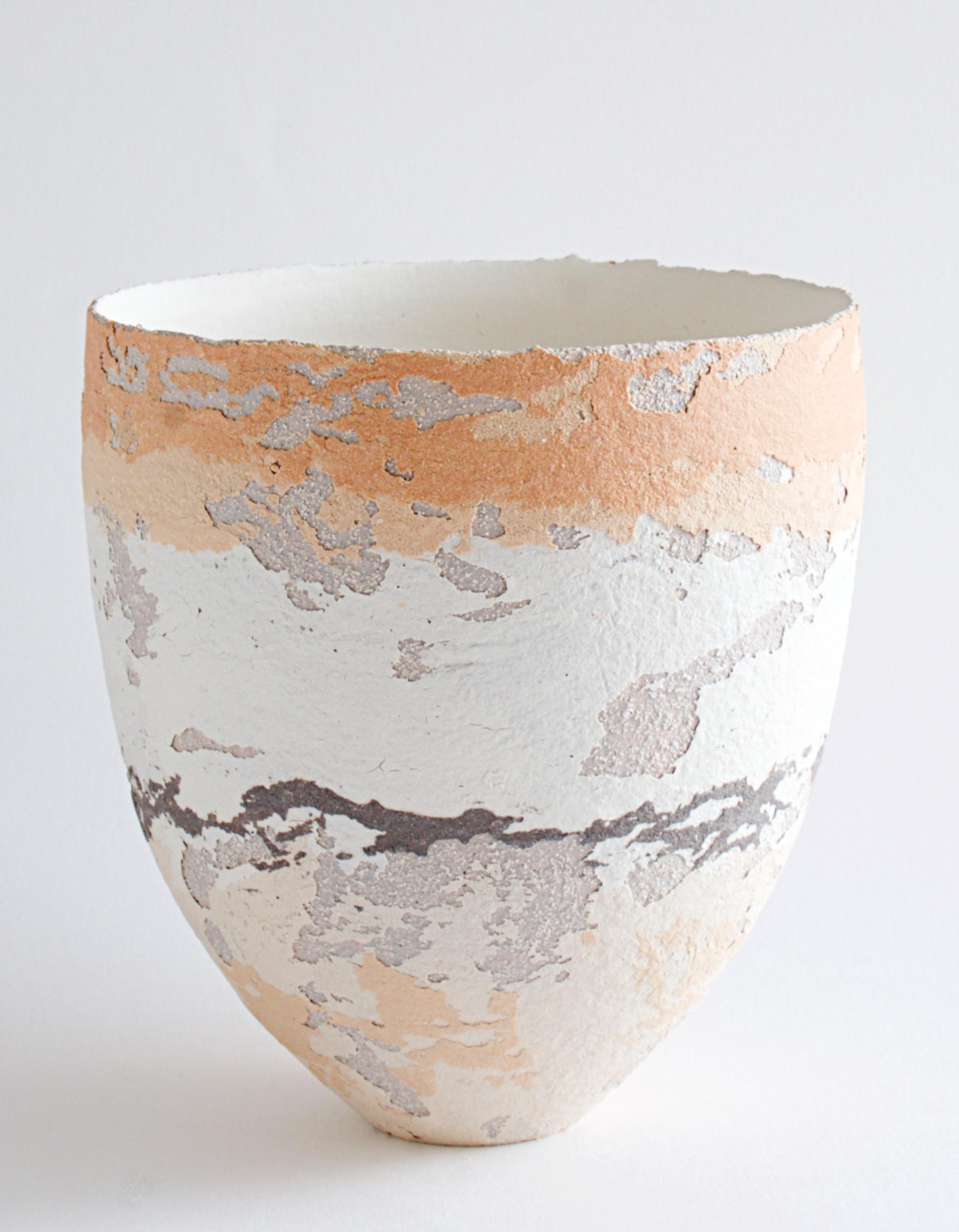 "<span class=""link fancybox-details-link""><a href=""/artists/79-clare-conrad/works/6937-clare-conrad-vessel-2020/"">View Detail Page</a></span><div class=""artist""><strong>Clare Conrad</strong></div> <div class=""title""><em>Vessel</em>, 2020</div> <div class=""medium"">Stoneware</div> <div class=""dimensions"">h. 15.5 cm </div><div class=""copyright_line"">Copyright The Artist</div>"