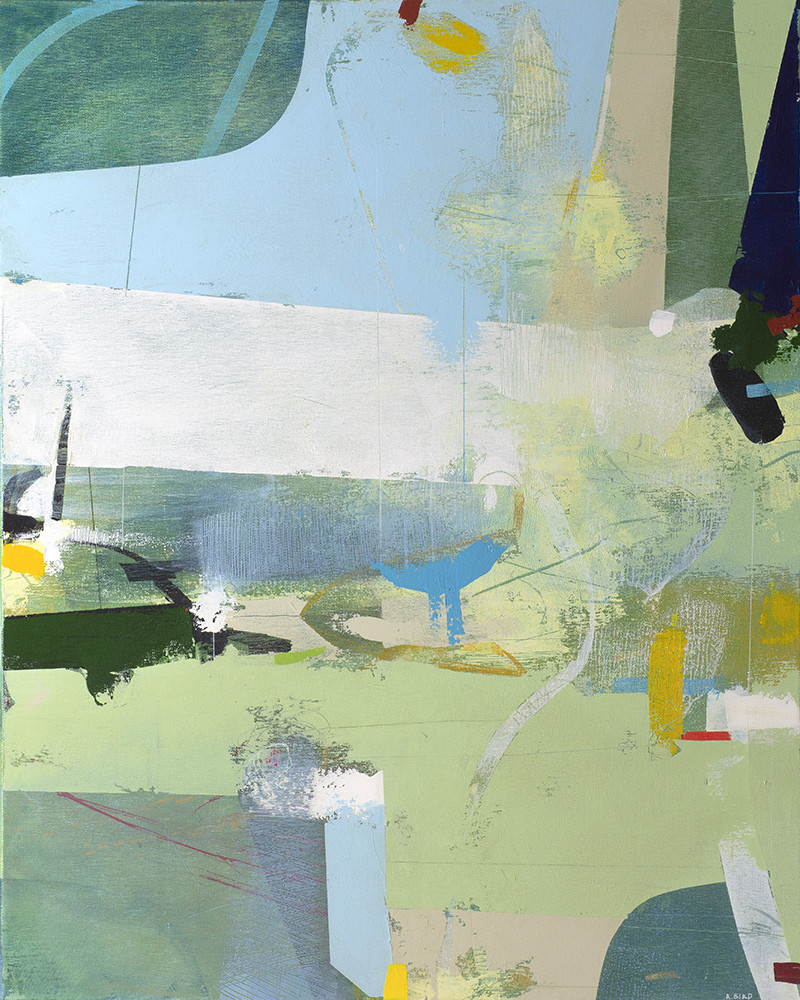 <span class=&#34;link fancybox-details-link&#34;><a href=&#34;/artists/77-andrew-bird/works/5827-andrew-bird-early-bird-2018/&#34;>View Detail Page</a></span><div class=&#34;artist&#34;><strong>Andrew Bird</strong></div> <div class=&#34;title&#34;><em>Early Bird</em>, 2018</div> <div class=&#34;signed_and_dated&#34;>signed</div> <div class=&#34;medium&#34;>acrylic on canvas</div> <div class=&#34;dimensions&#34;>76 x 61 cm<br /> 29 7/8 x 24 1/8 inches</div><div class=&#34;copyright_line&#34;>OwnArt: £ 175 x 10 Months, 0% APR + deposit £ 600</div>